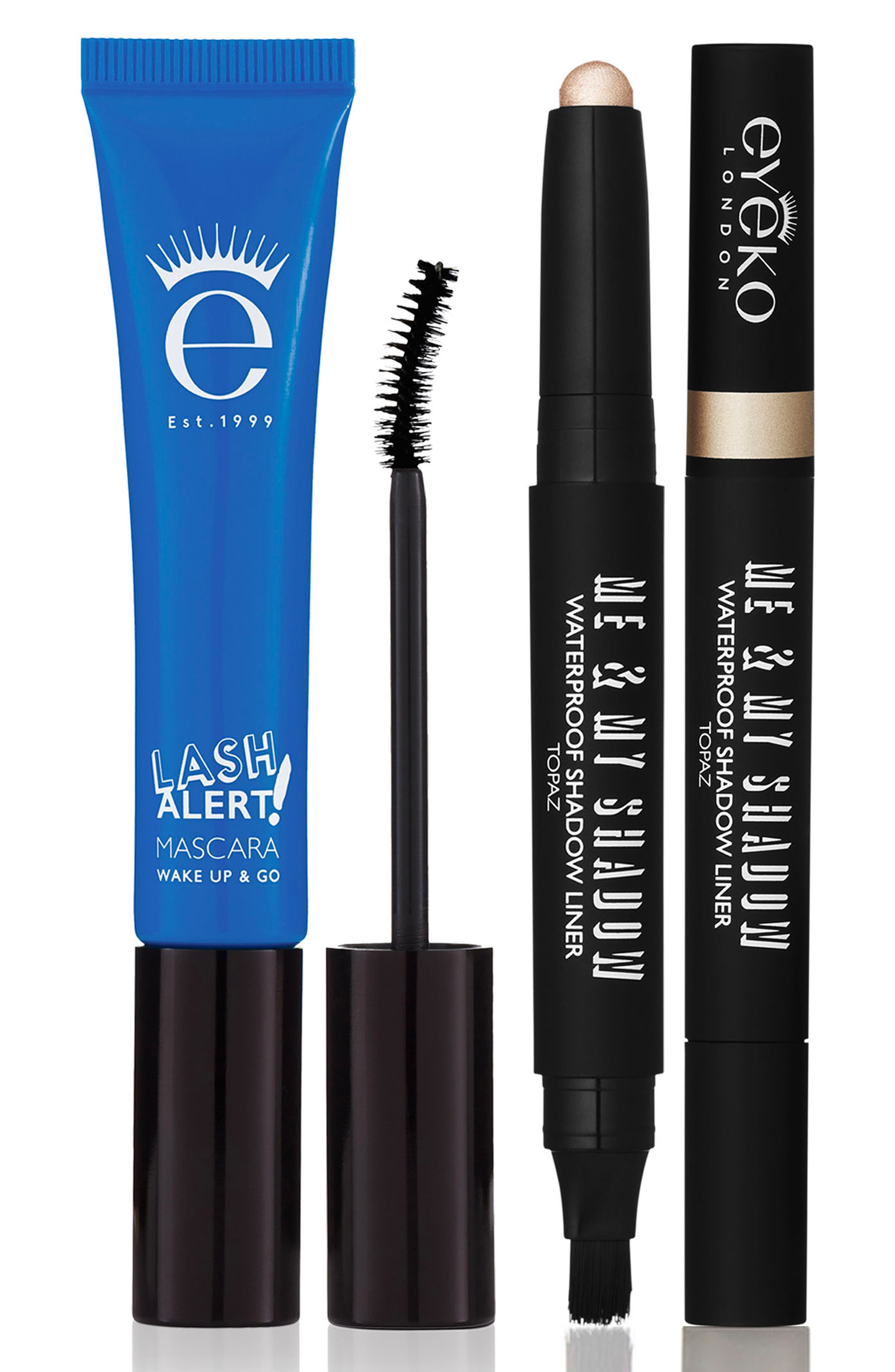 Lash Alert Mascara & Shadow Liner Set,                             Main thumbnail 1, color,                             NO COLOR