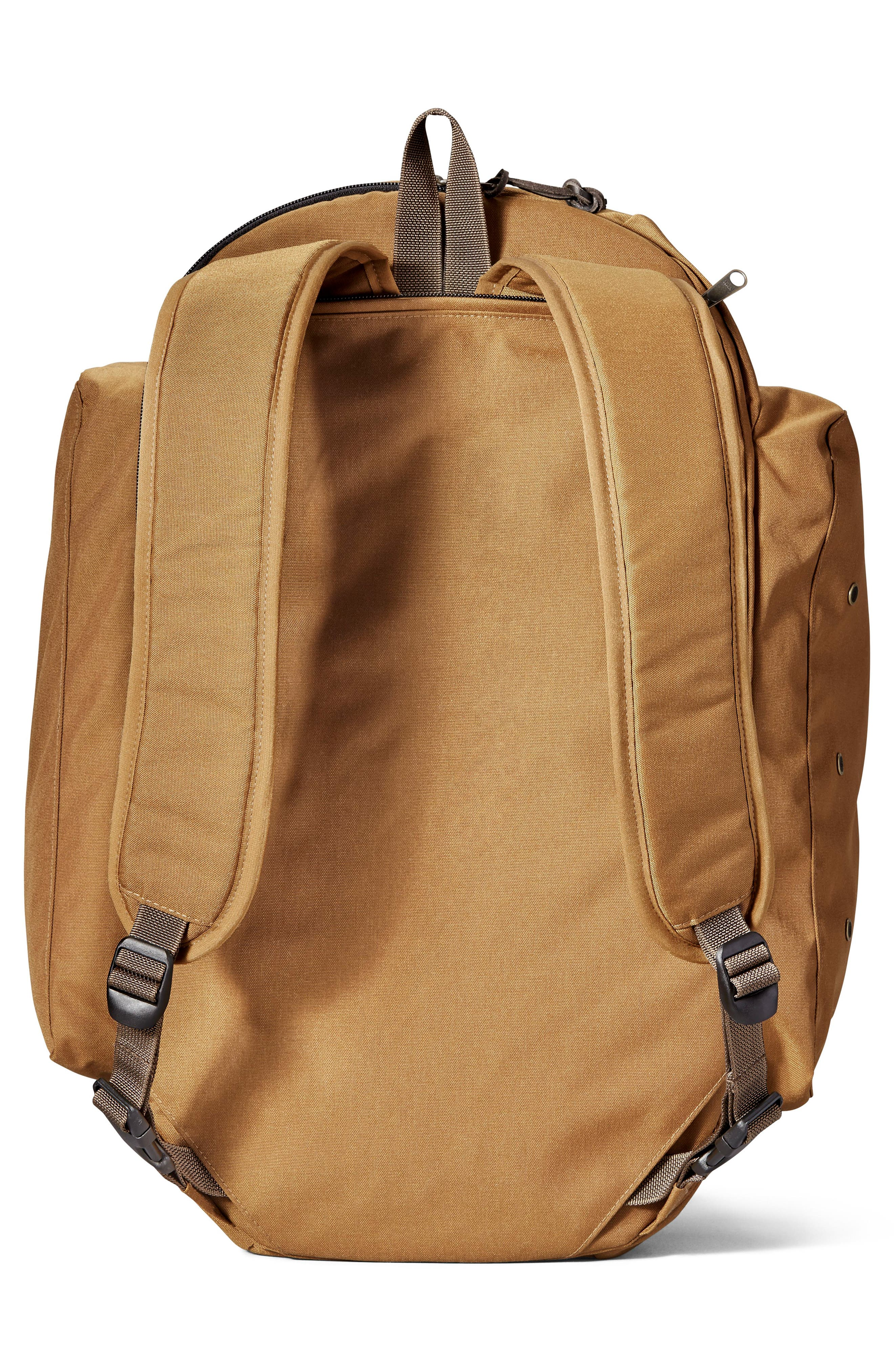 Convertible Duffel Bag,                             Alternate thumbnail 2, color,                             WHISKEY