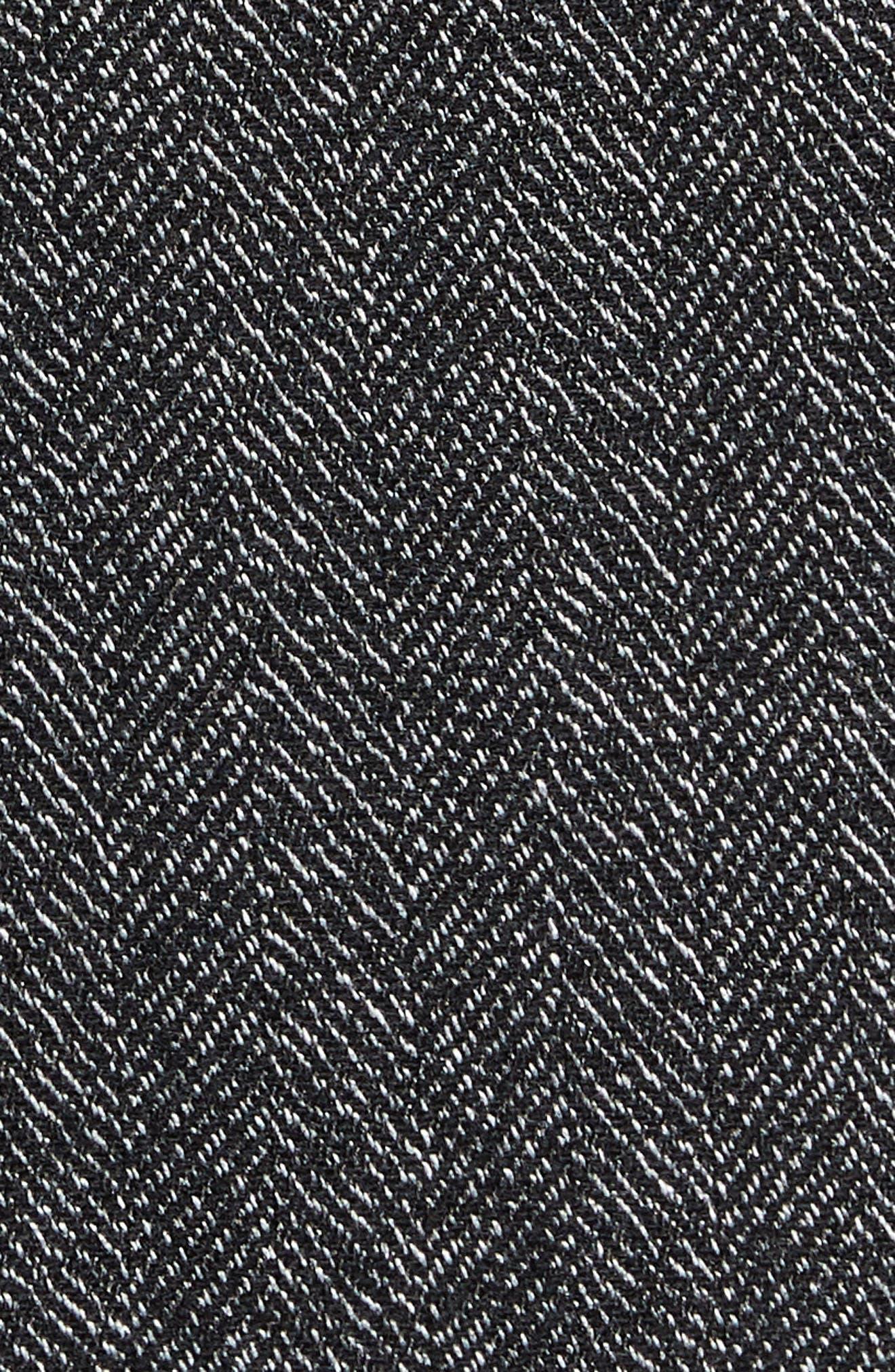 Wenswai Slim Vest,                             Alternate thumbnail 6, color,                             CHARCOAL
