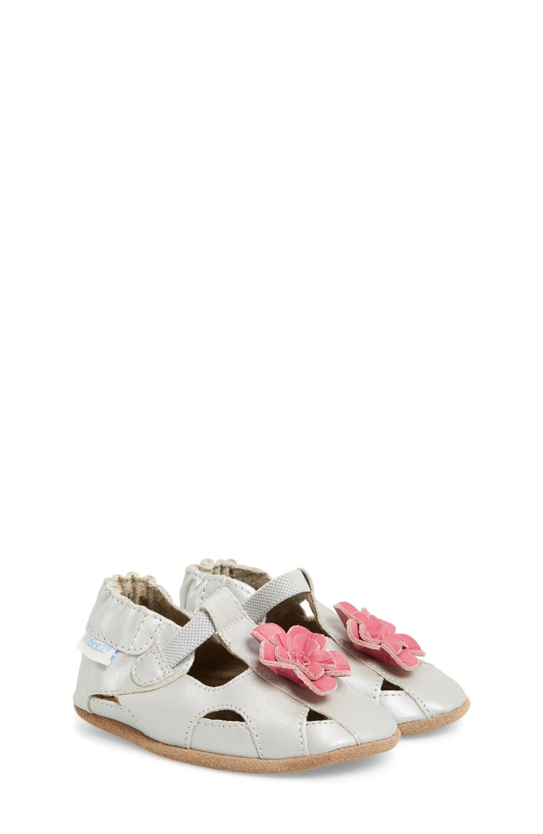 'Pretty Pansy' Sandal,                         Main,                         color, 040