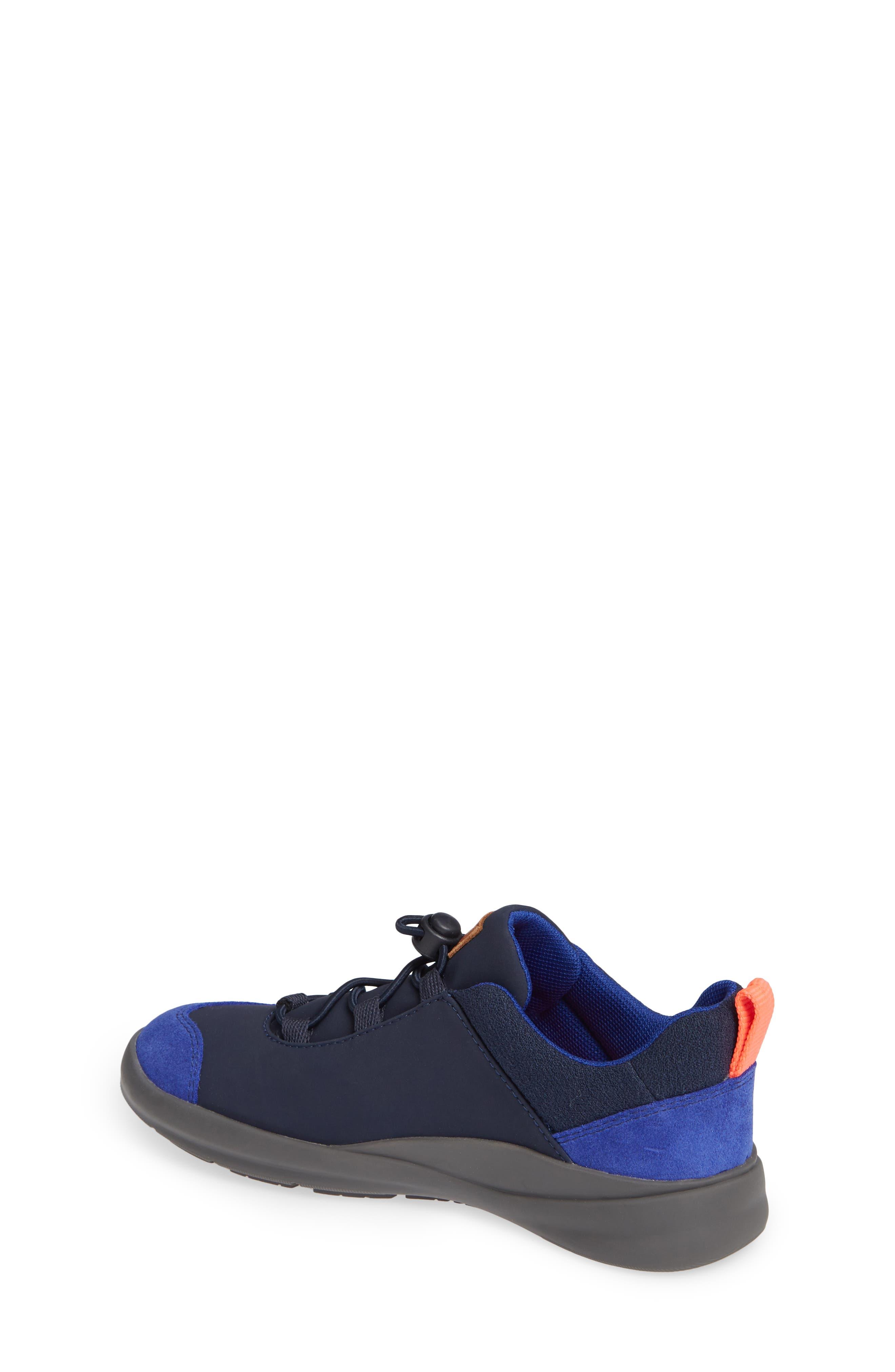 Ergo Hybrid Sneaker,                             Alternate thumbnail 2, color,                             BLUE MULTI