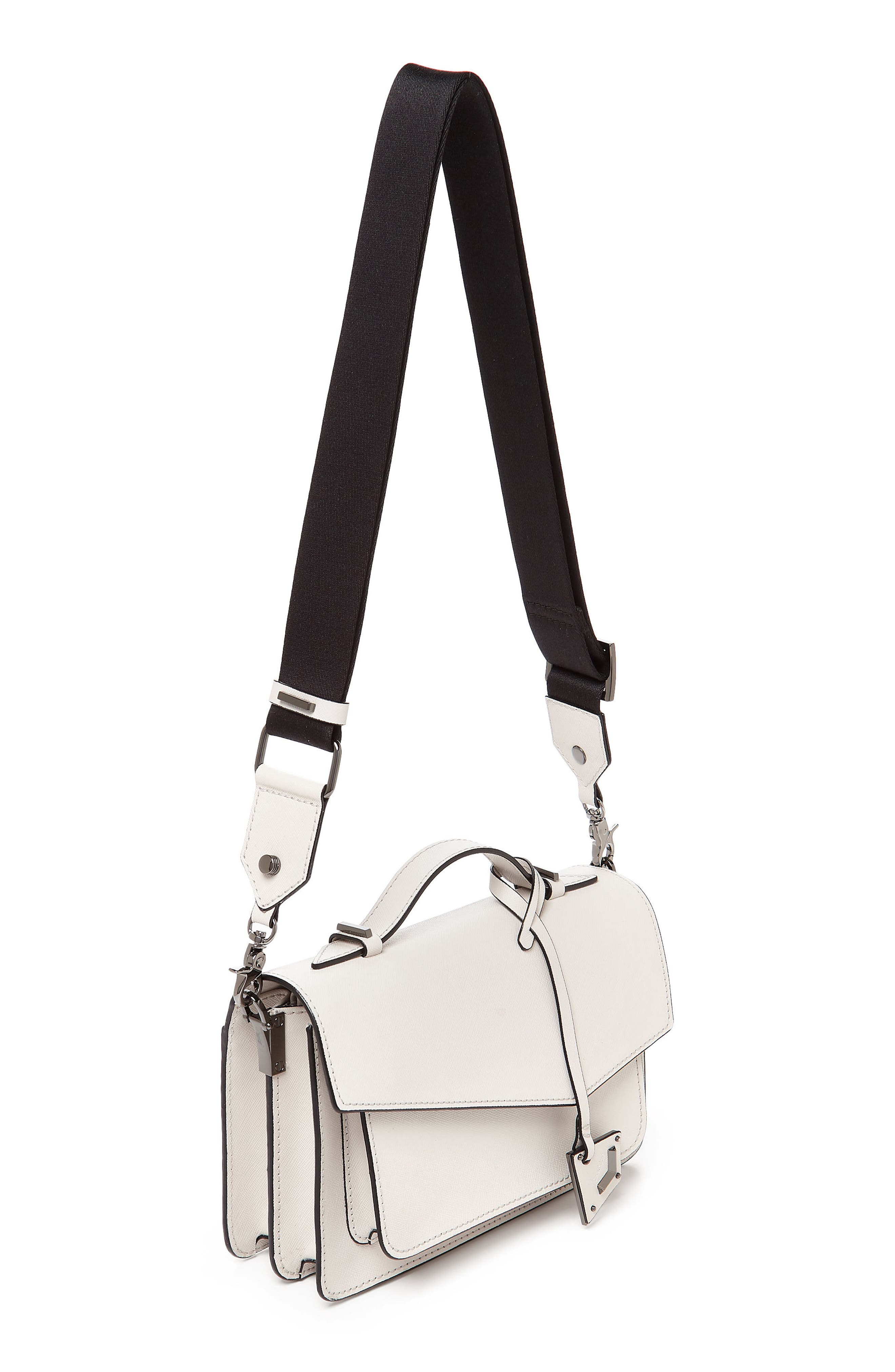 Cobble Hill Leather Crossbody Bag,                             Alternate thumbnail 50, color,