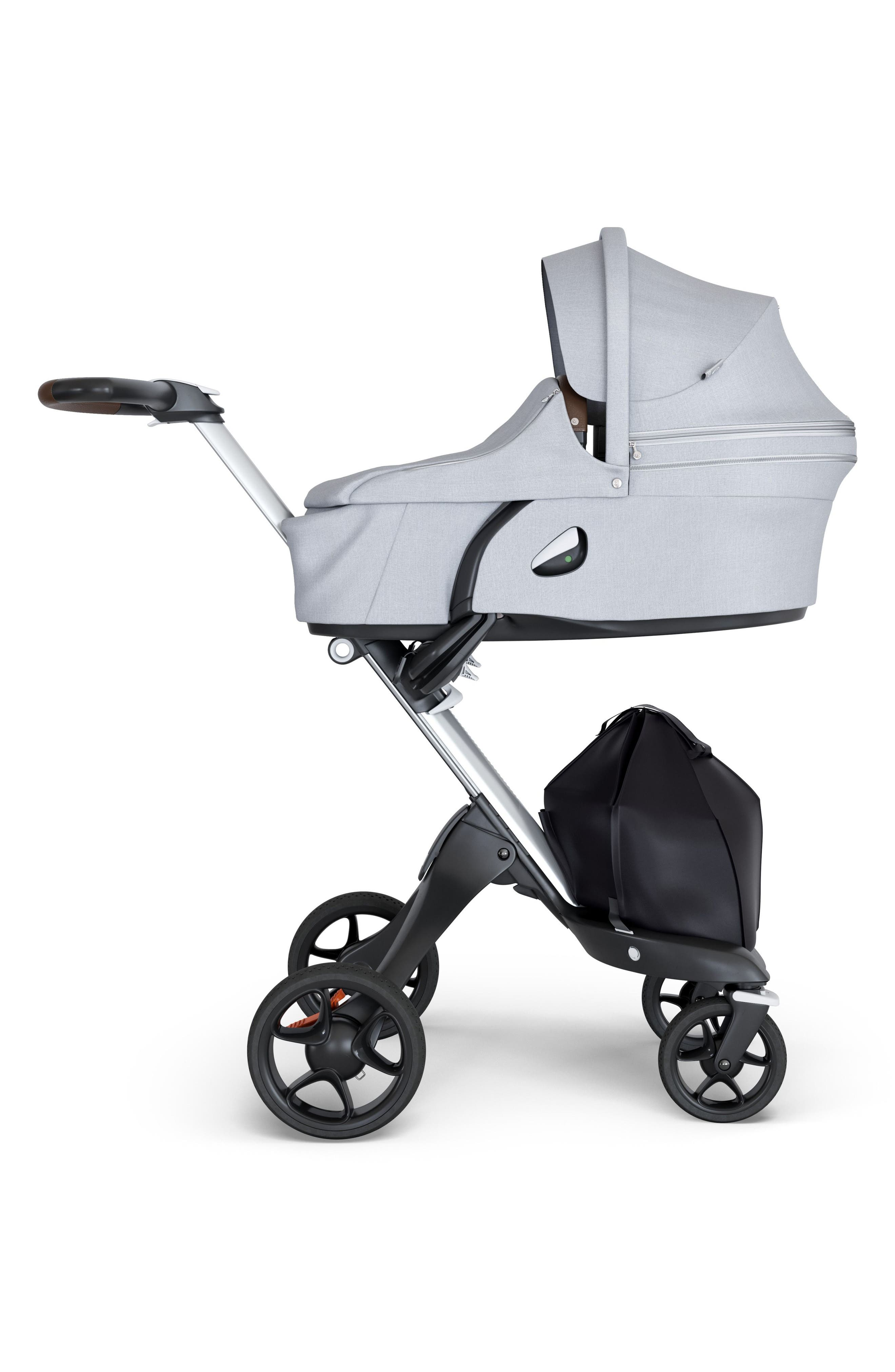 Xplory<sup>®</sup> Silver Chassis Stroller,                             Main thumbnail 3, color,