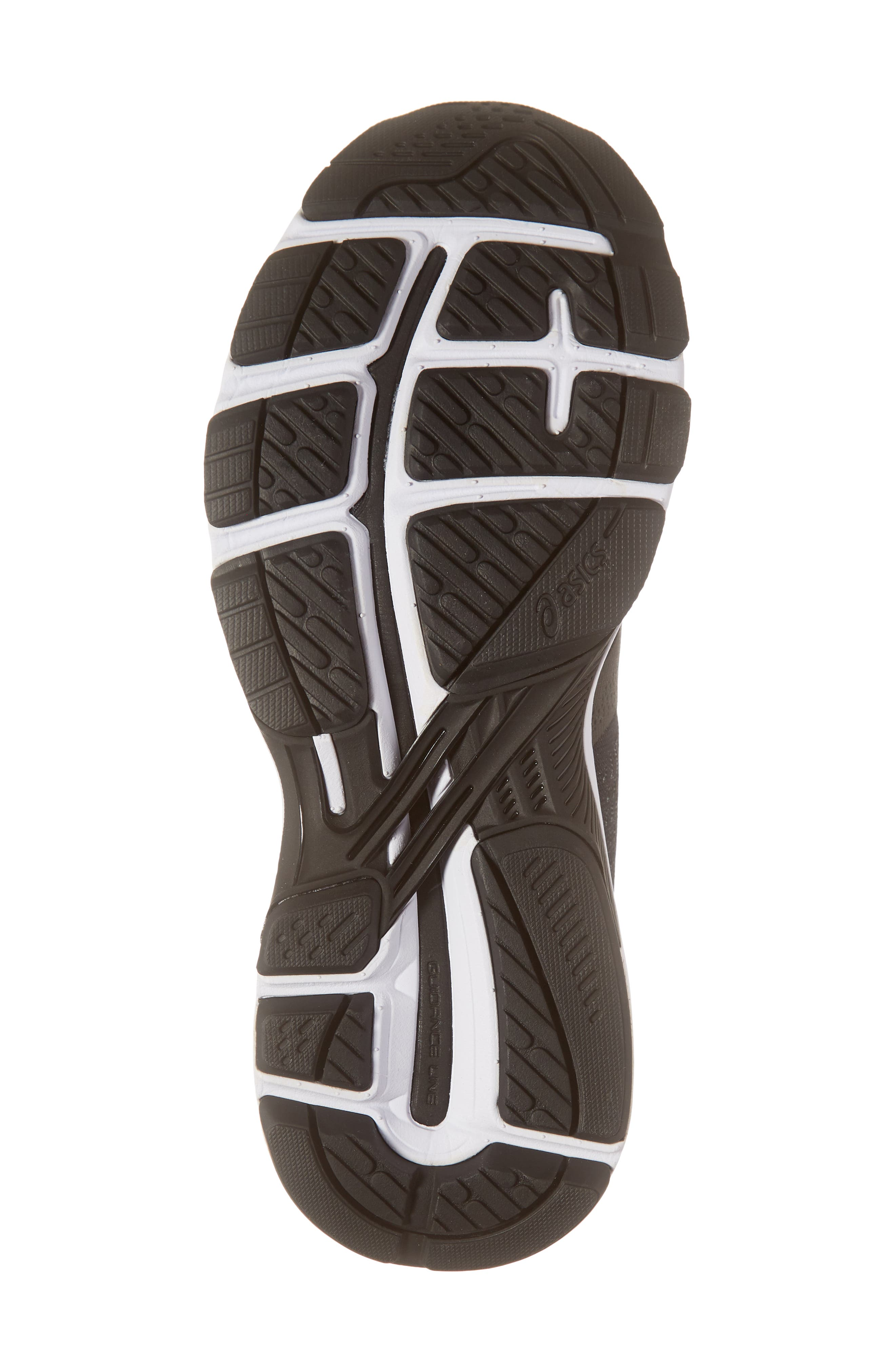ASICS<SUP>®</SUP>,                             GT-2000 7 Running Shoe,                             Alternate thumbnail 6, color,                             BLACK/ WHITE