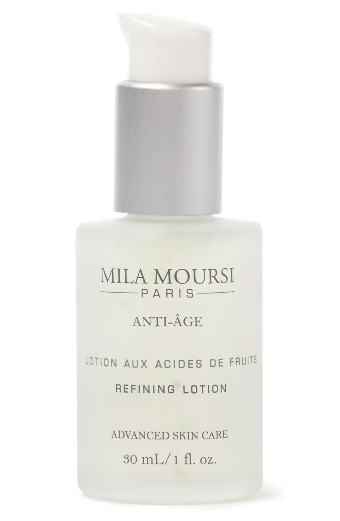 SPACE.NK.apothecary Mila Moursi Refining Lotion,                             Main thumbnail 1, color,                             000