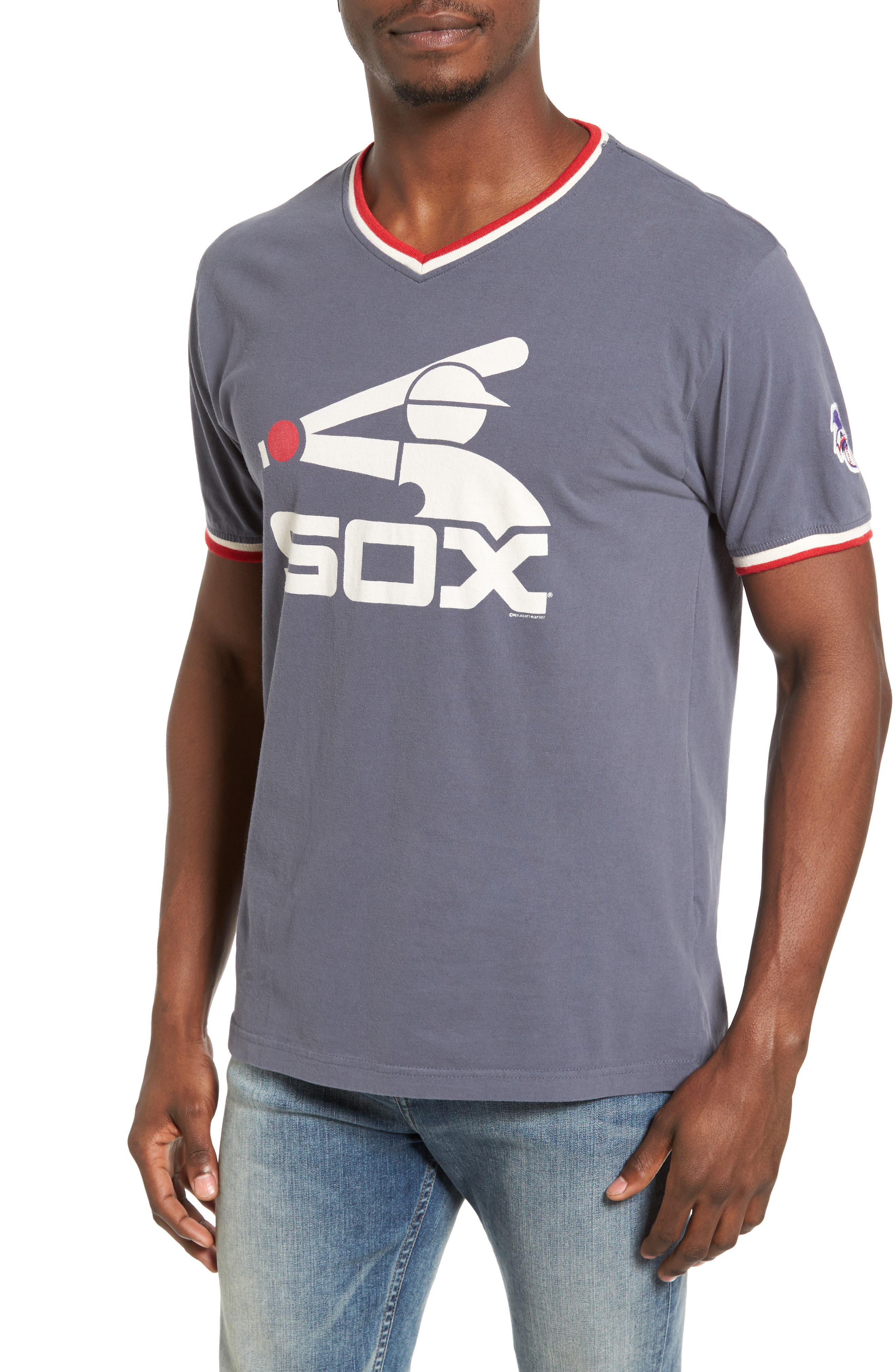 Eastwood Chicago White Sox T-Shirt,                             Main thumbnail 1, color,                             410