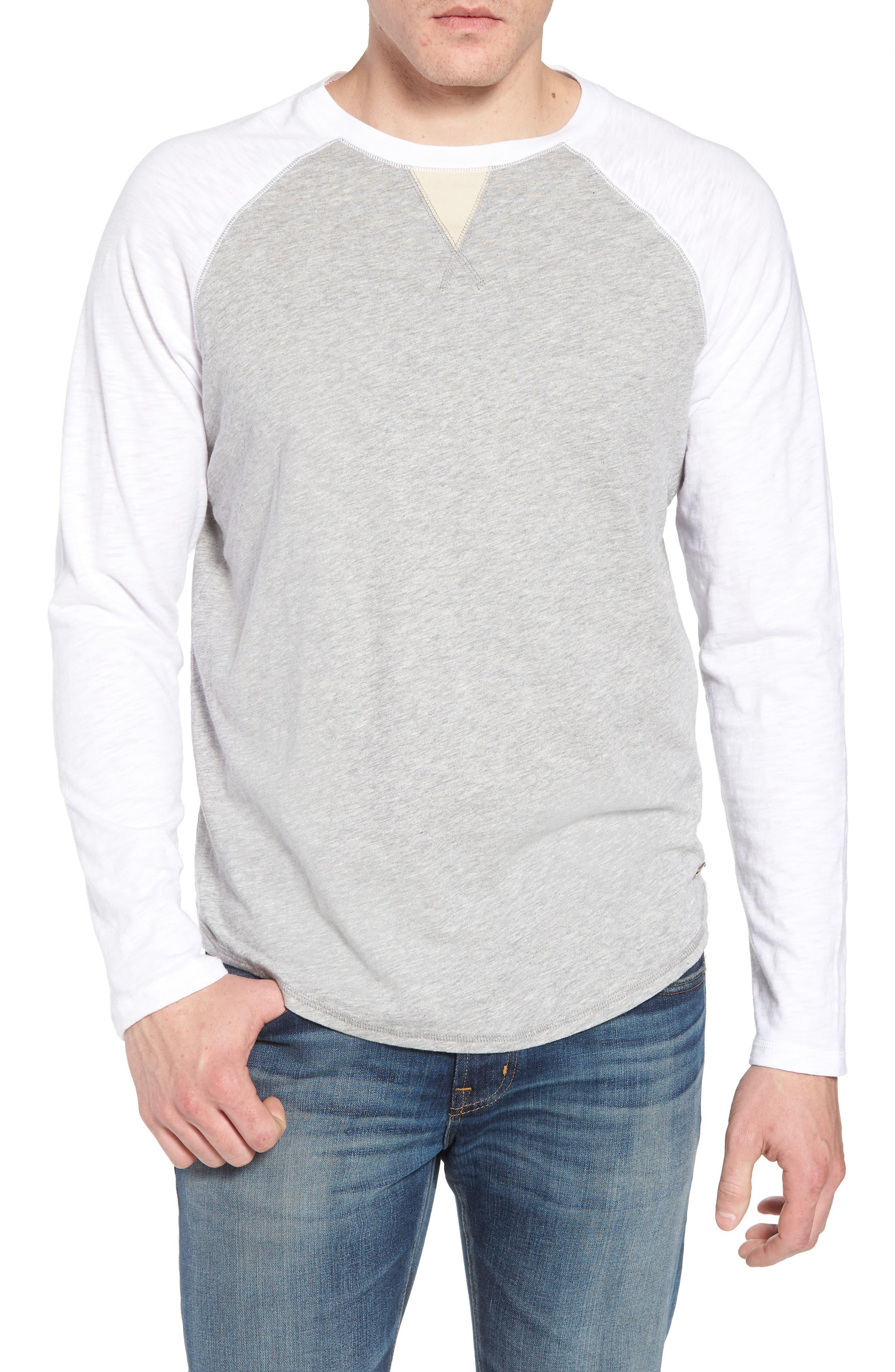 Vintage Raglan Shirt,                             Main thumbnail 2, color,