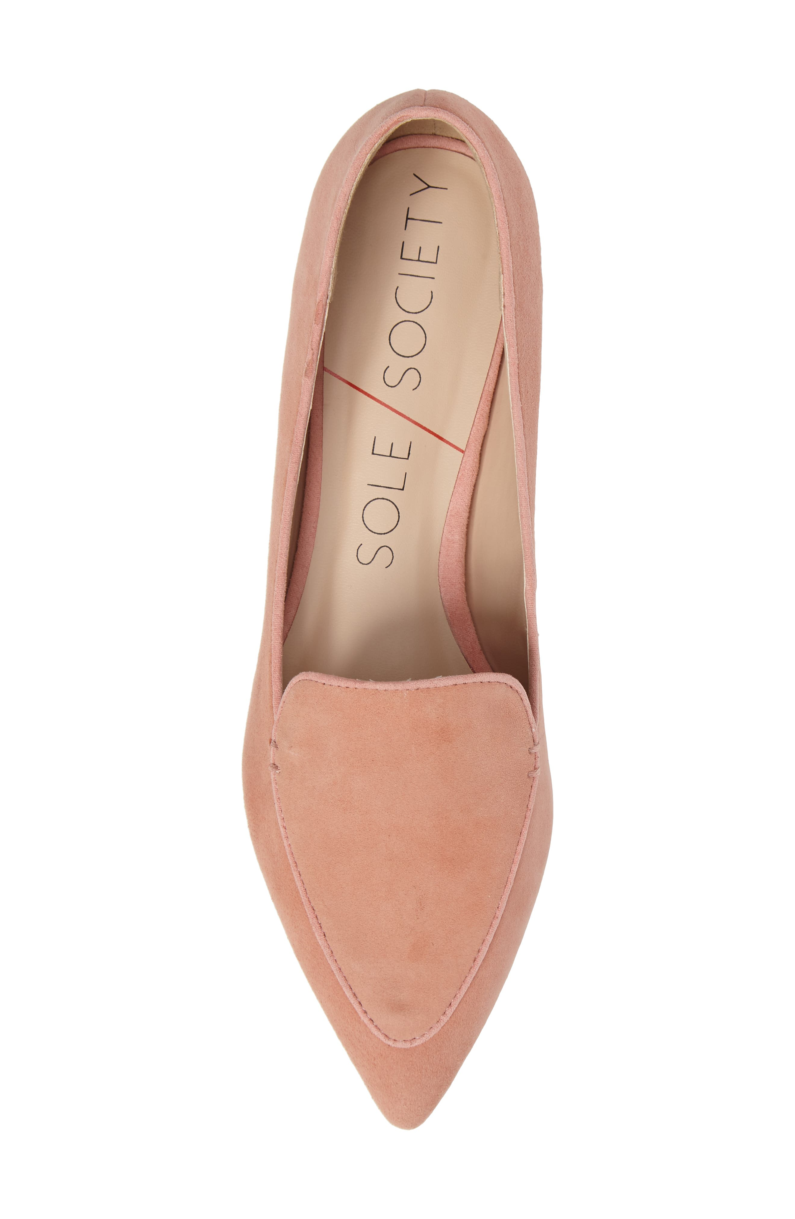 'Cammila' Pointy Toe Loafer,                             Alternate thumbnail 51, color,