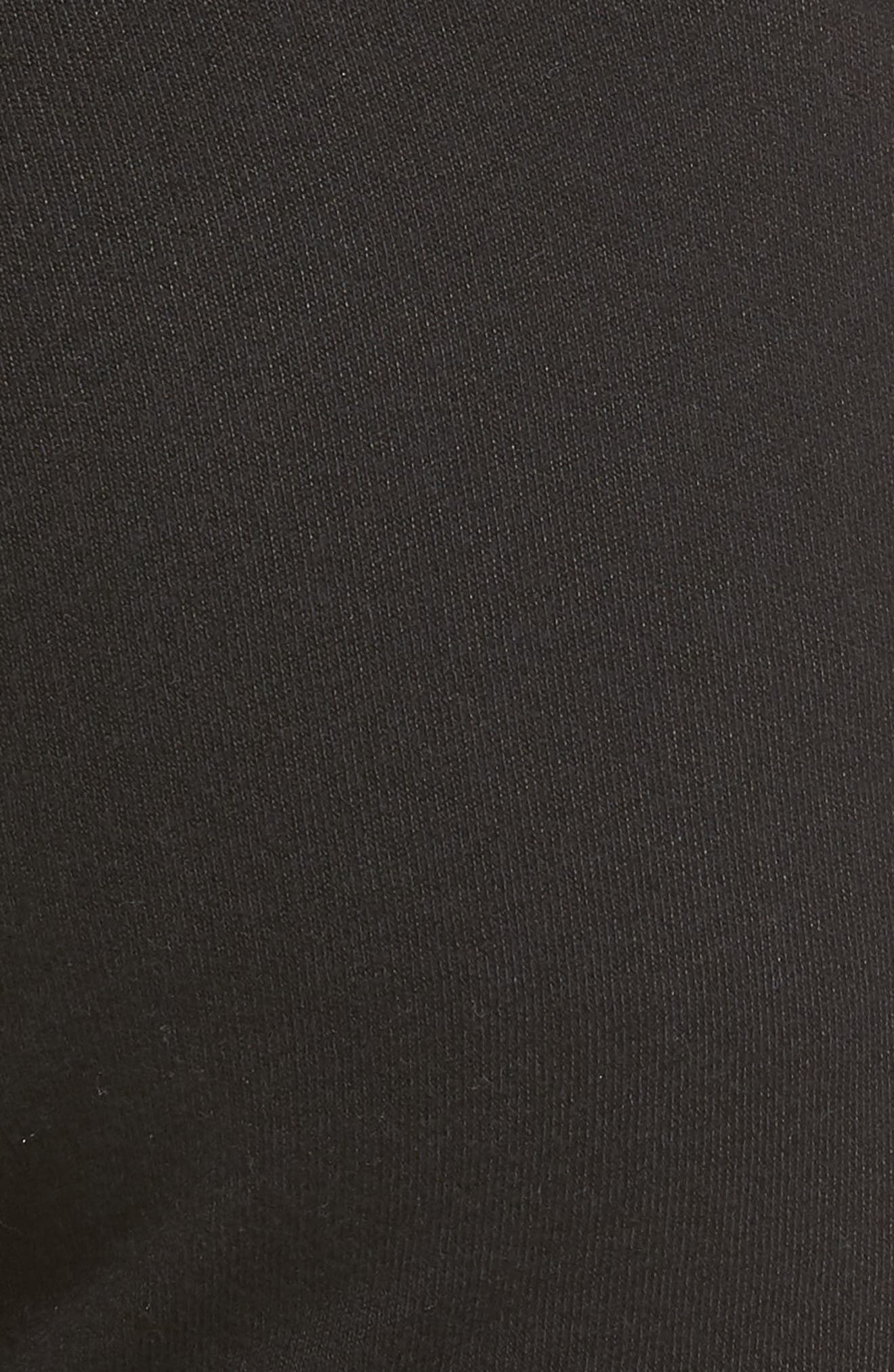 Joss Studded Sweatpants,                             Alternate thumbnail 5, color,                             001