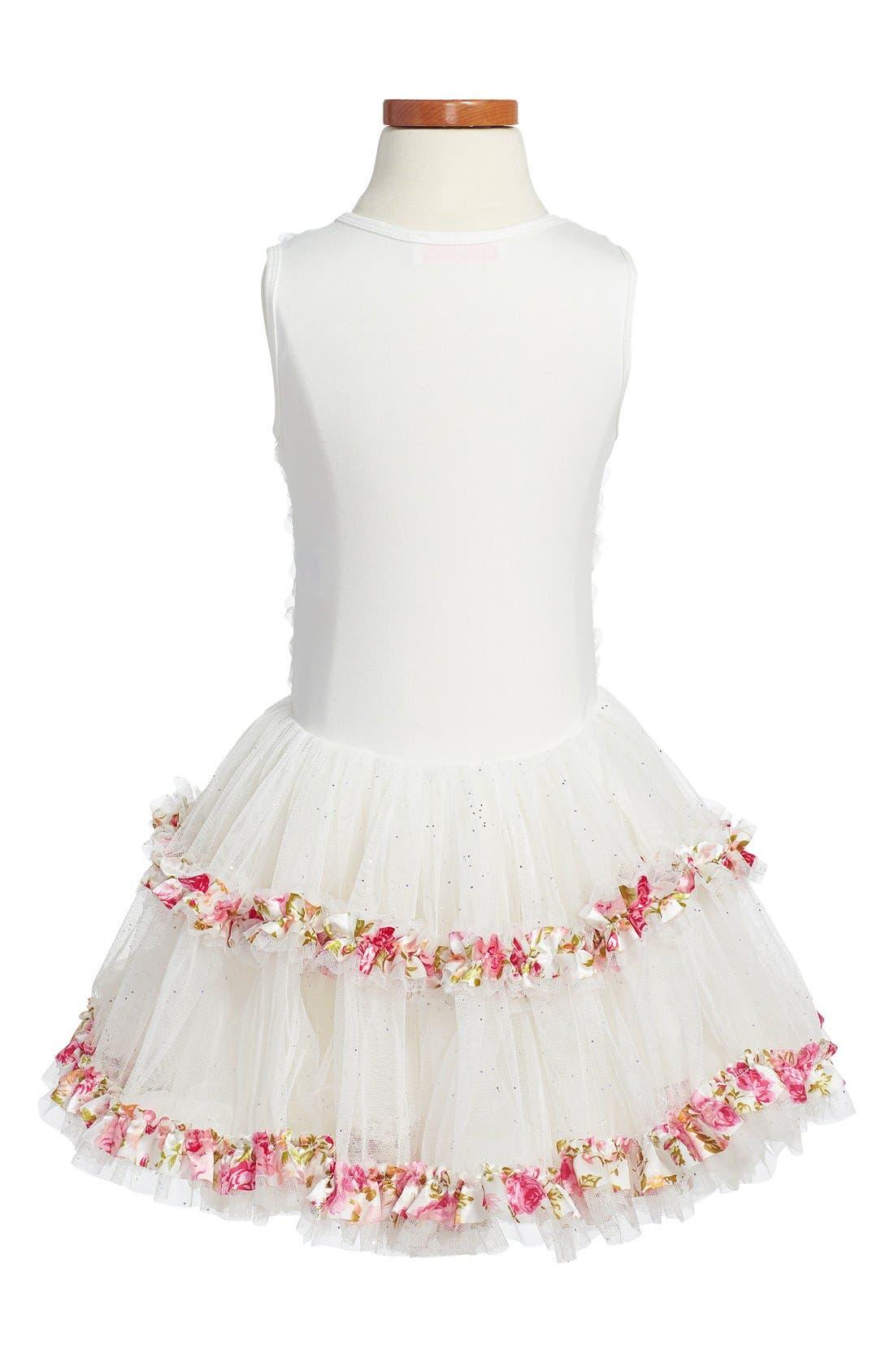 Petticoat Skirt Tank Dress,                             Alternate thumbnail 2, color,                             110
