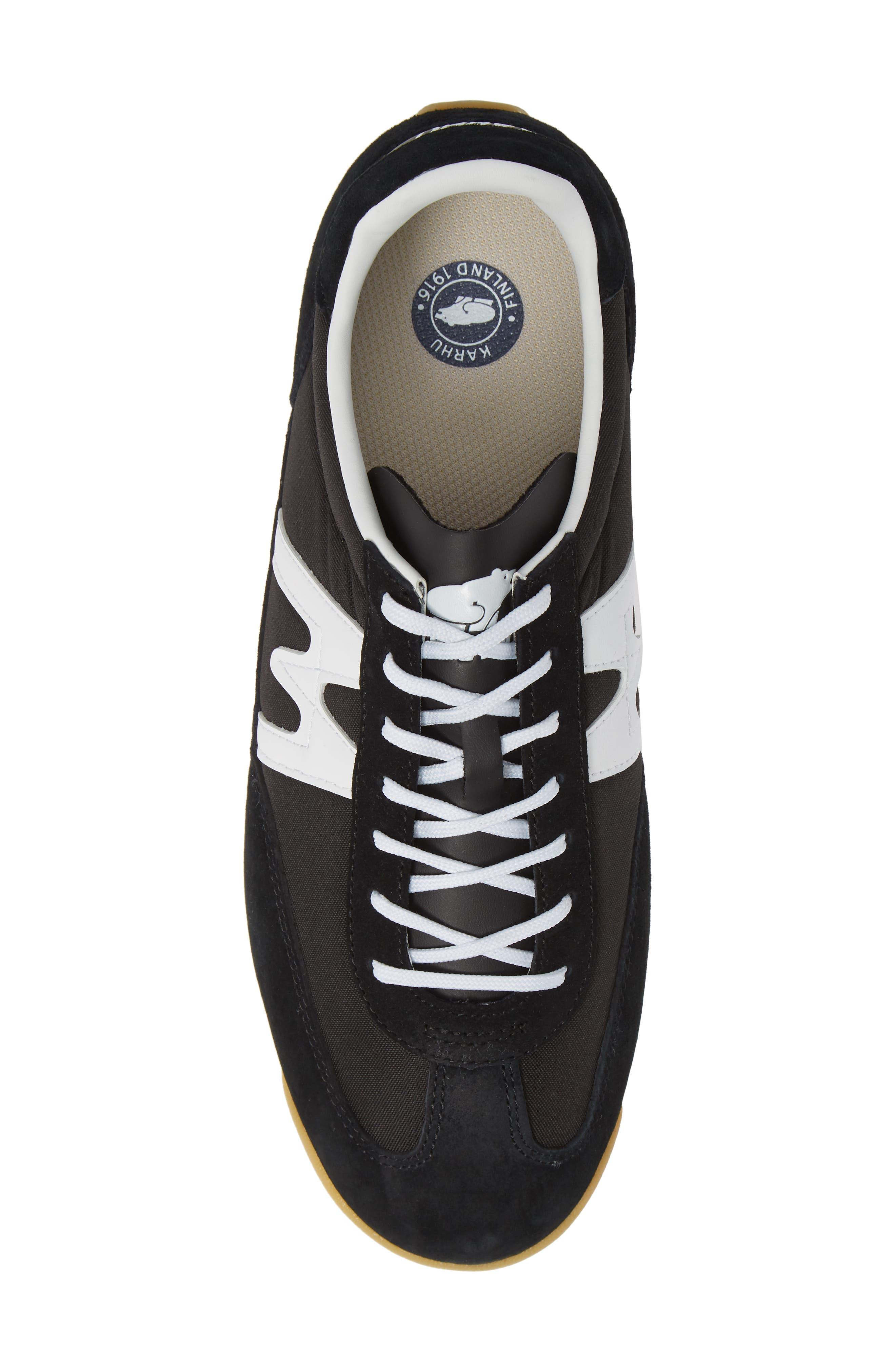 Championair Sneaker,                             Alternate thumbnail 5, color,                             BLACK/ WHITE