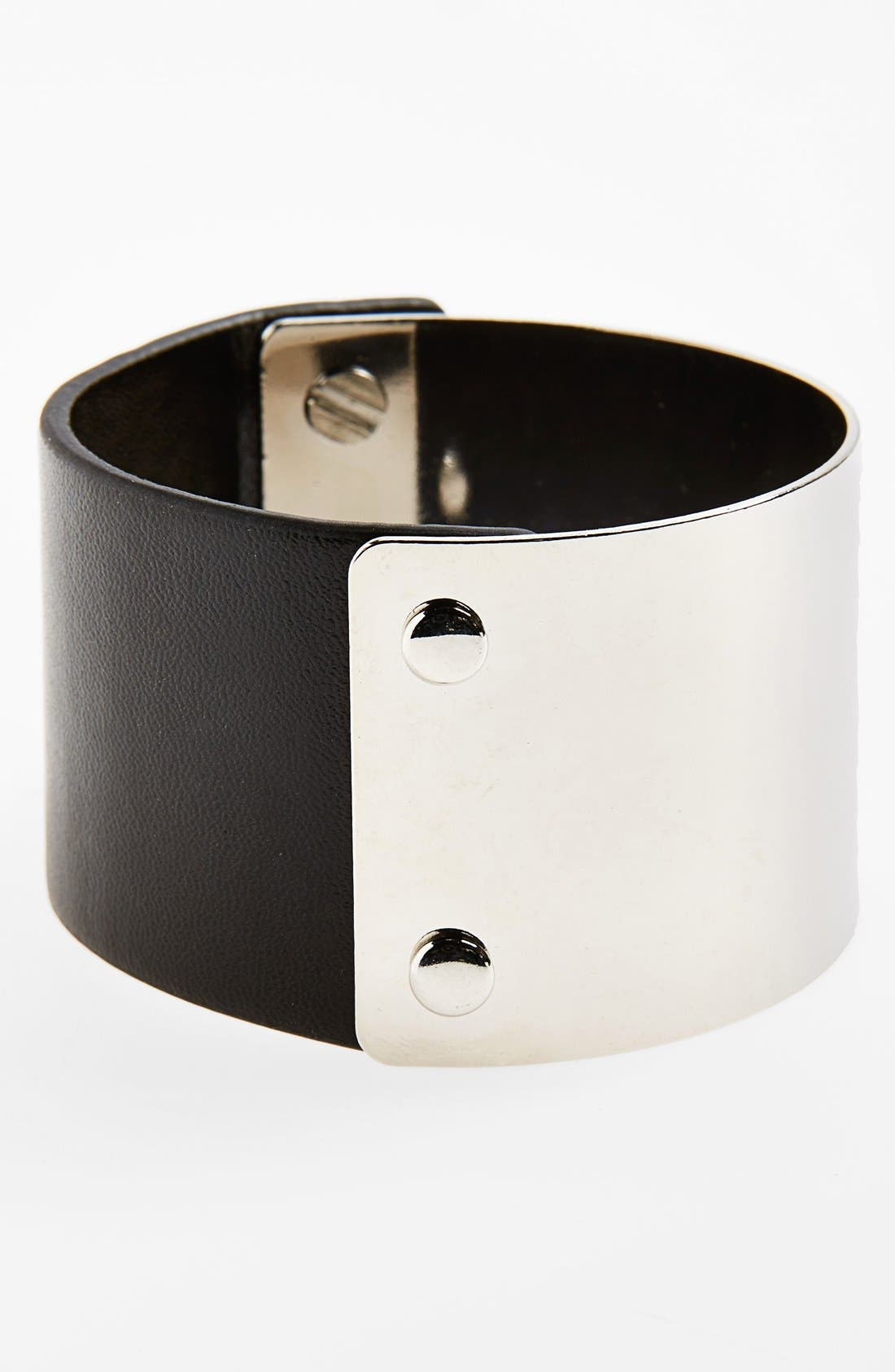 LEITH,                             'Split Personality' Cuff,                             Main thumbnail 1, color,                             001