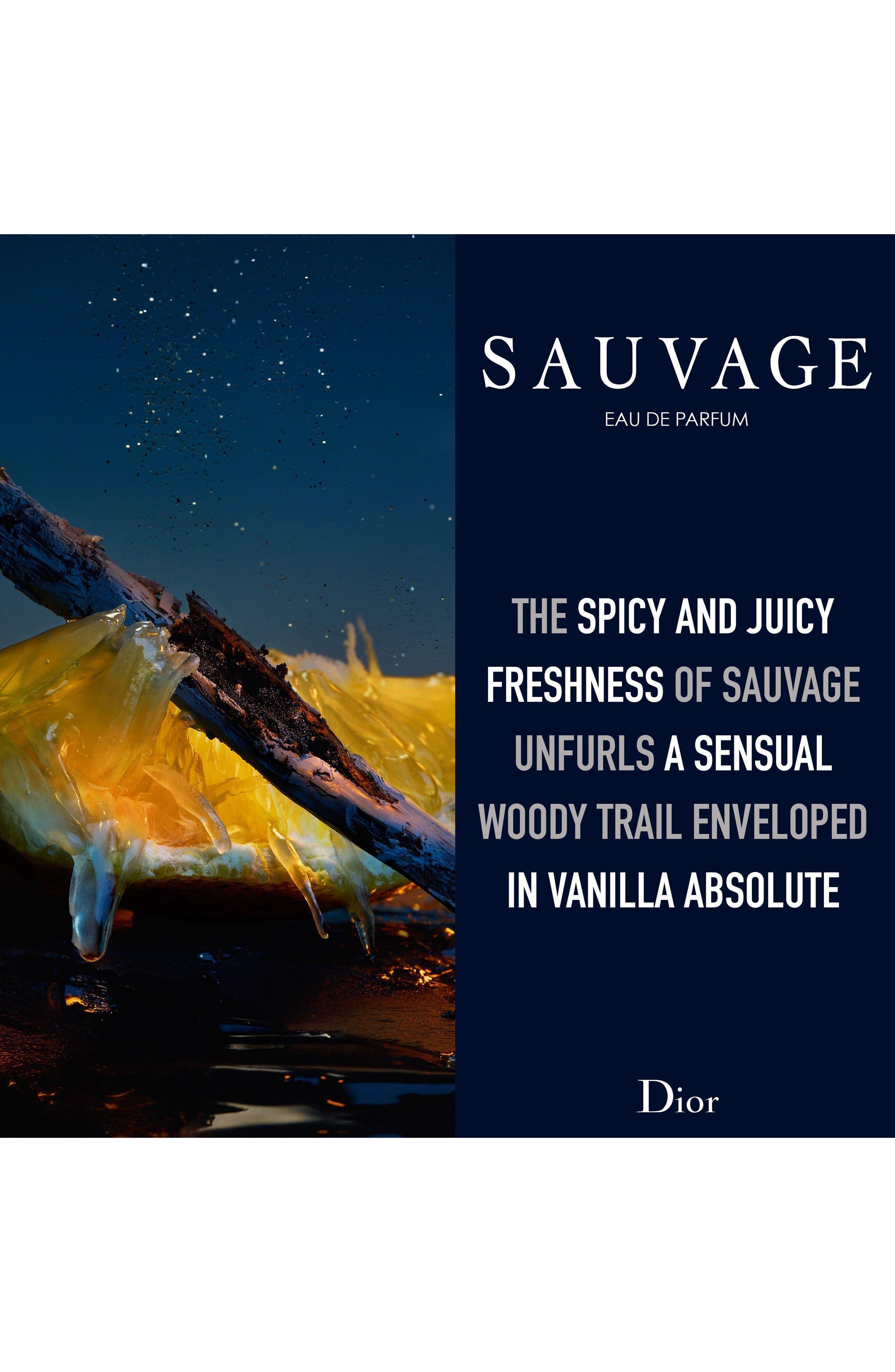 Sauvage Eau de Parfum,                             Alternate thumbnail 5, color,                             NO COLOR