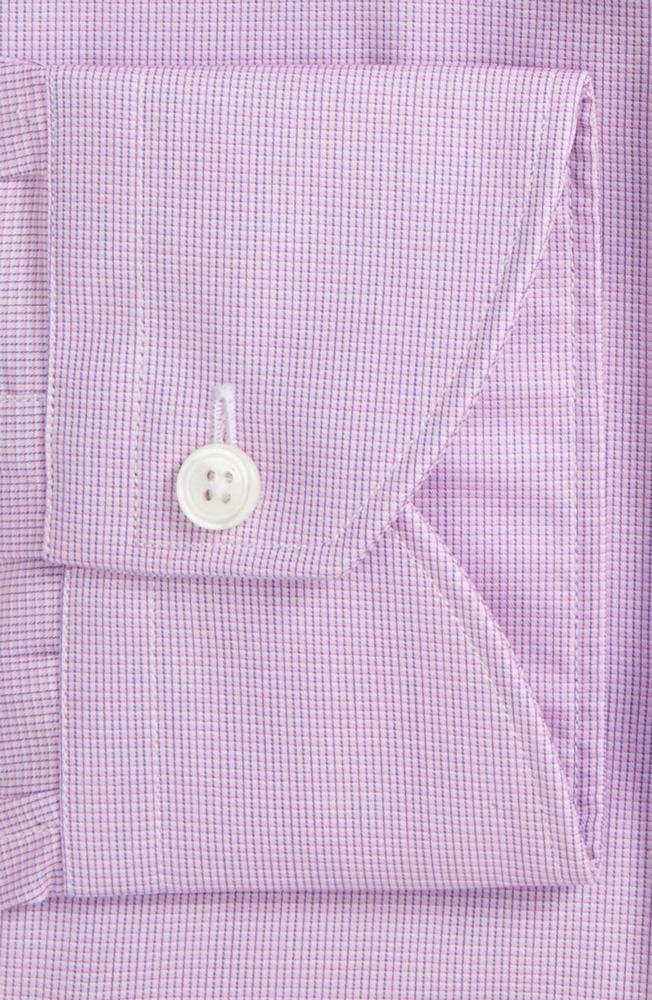 Regular Fit Check Dress Shirt,                             Main thumbnail 1, color,                             530