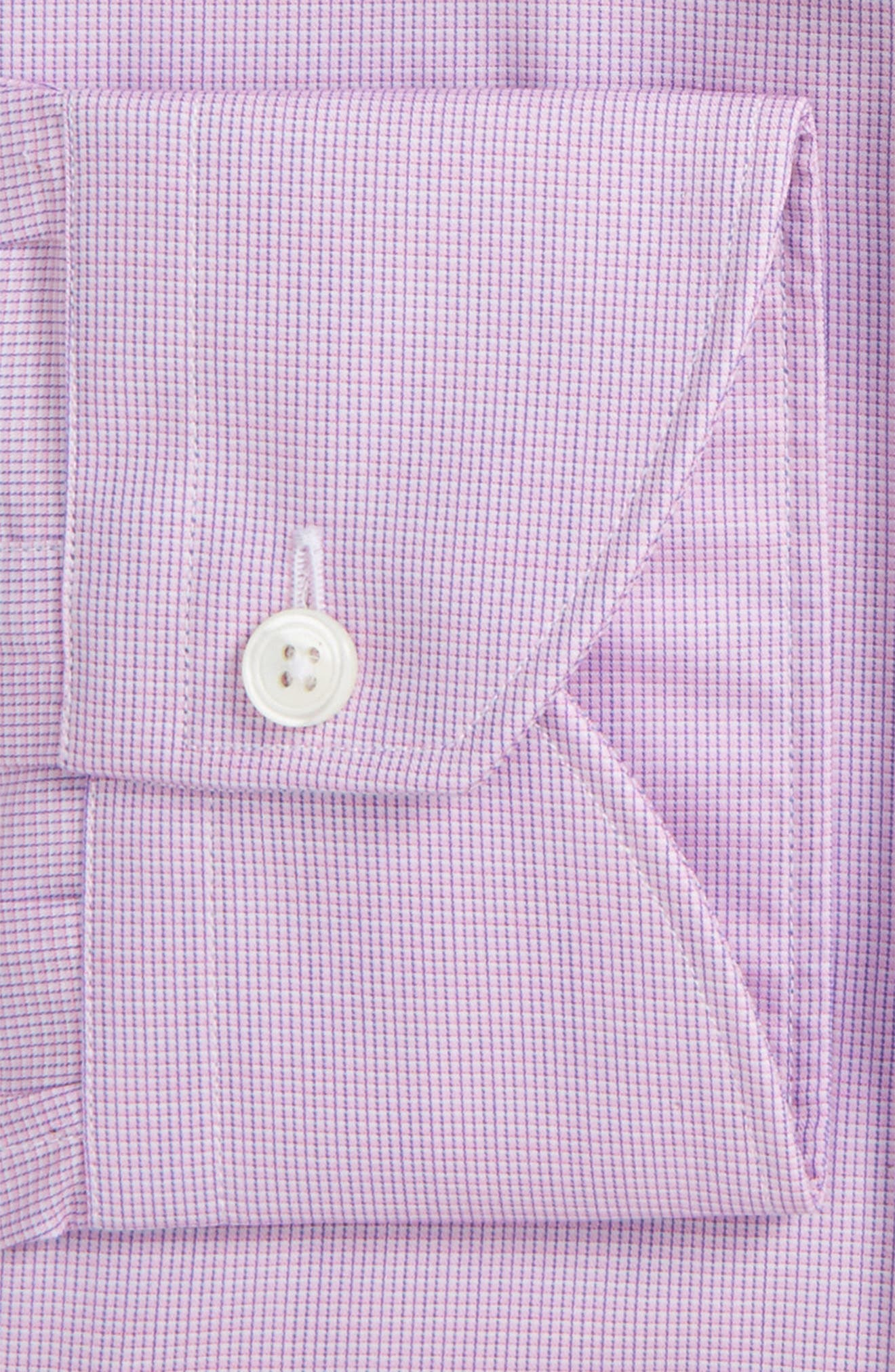 Regular Fit Check Dress Shirt,                         Main,                         color, 530