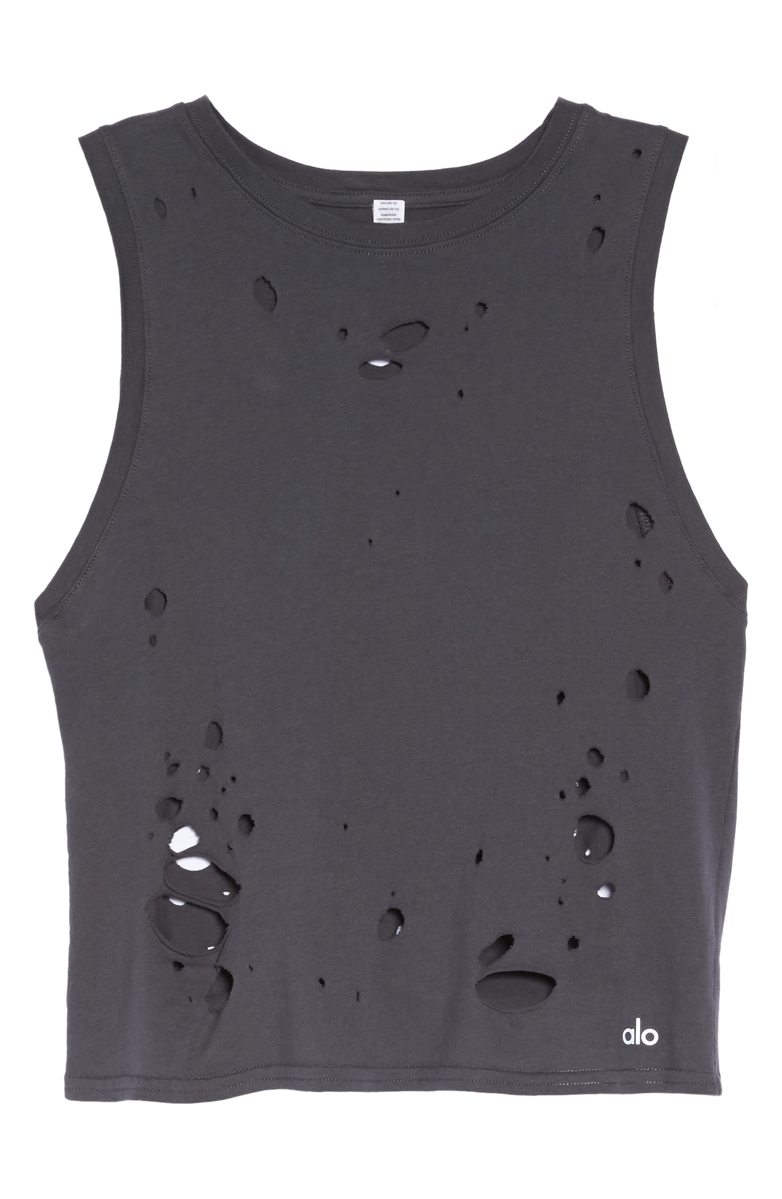 Harley Muscle Tank,                             Alternate thumbnail 7, color,                             022