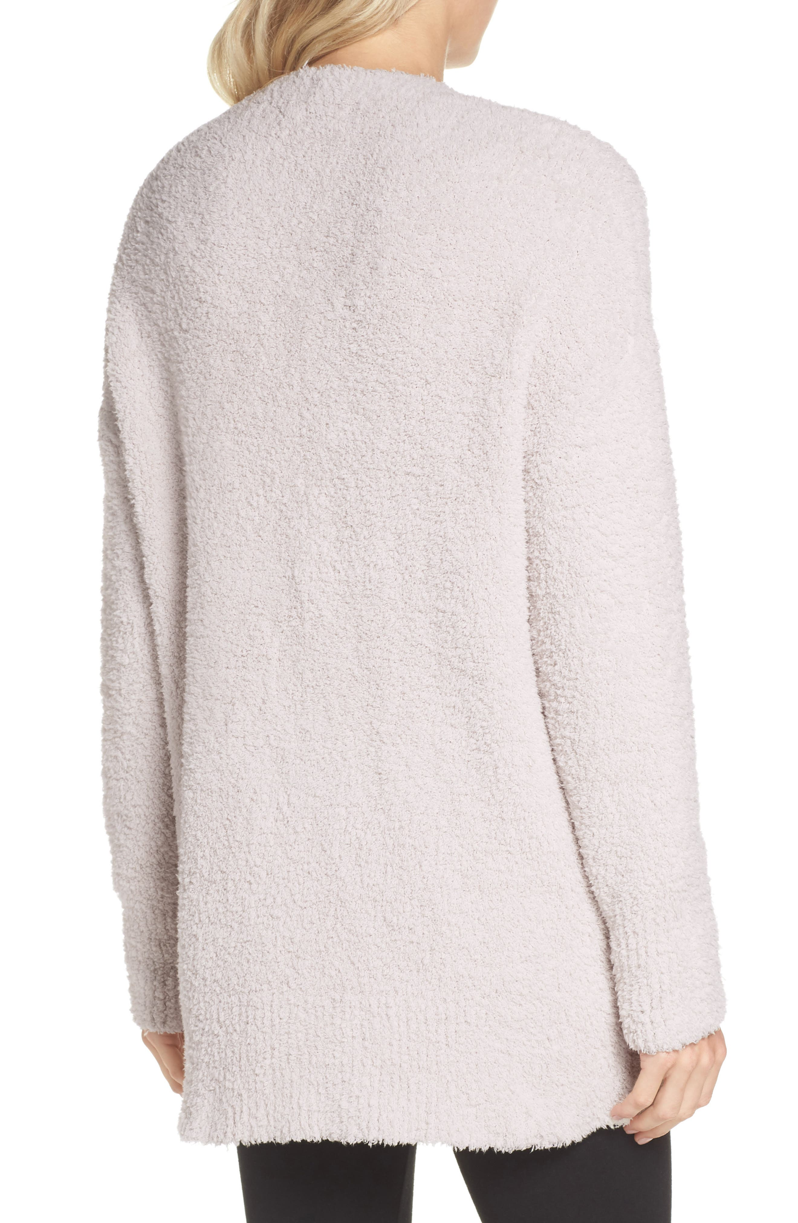 CozyChic<sup>®</sup> Cardigan,                             Alternate thumbnail 2, color,                             ALMOND