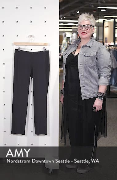 Stretch Crepe Ankle Pants, sales video thumbnail