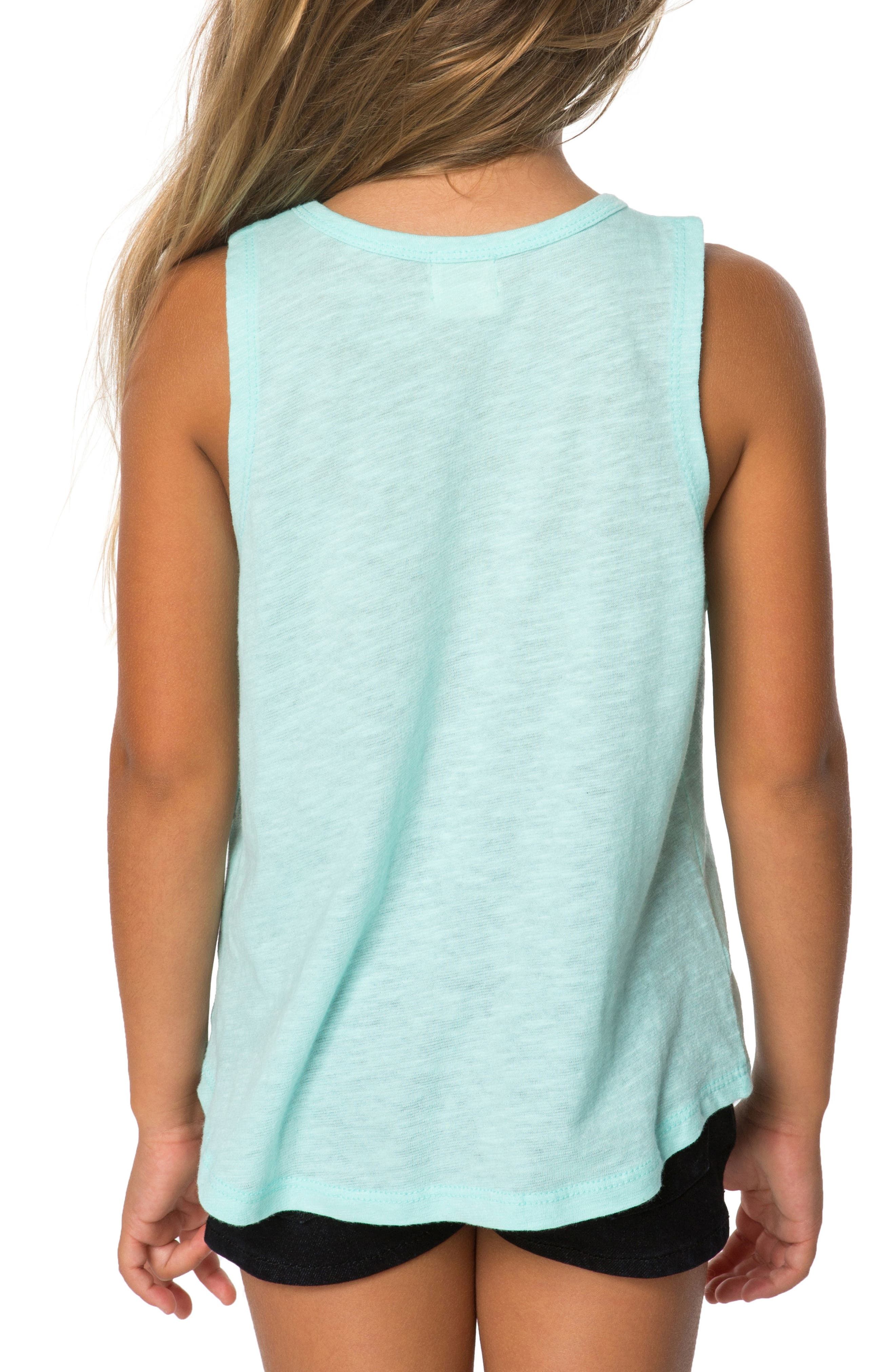 Cool Cat Graphic Tank,                             Alternate thumbnail 2, color,                             407