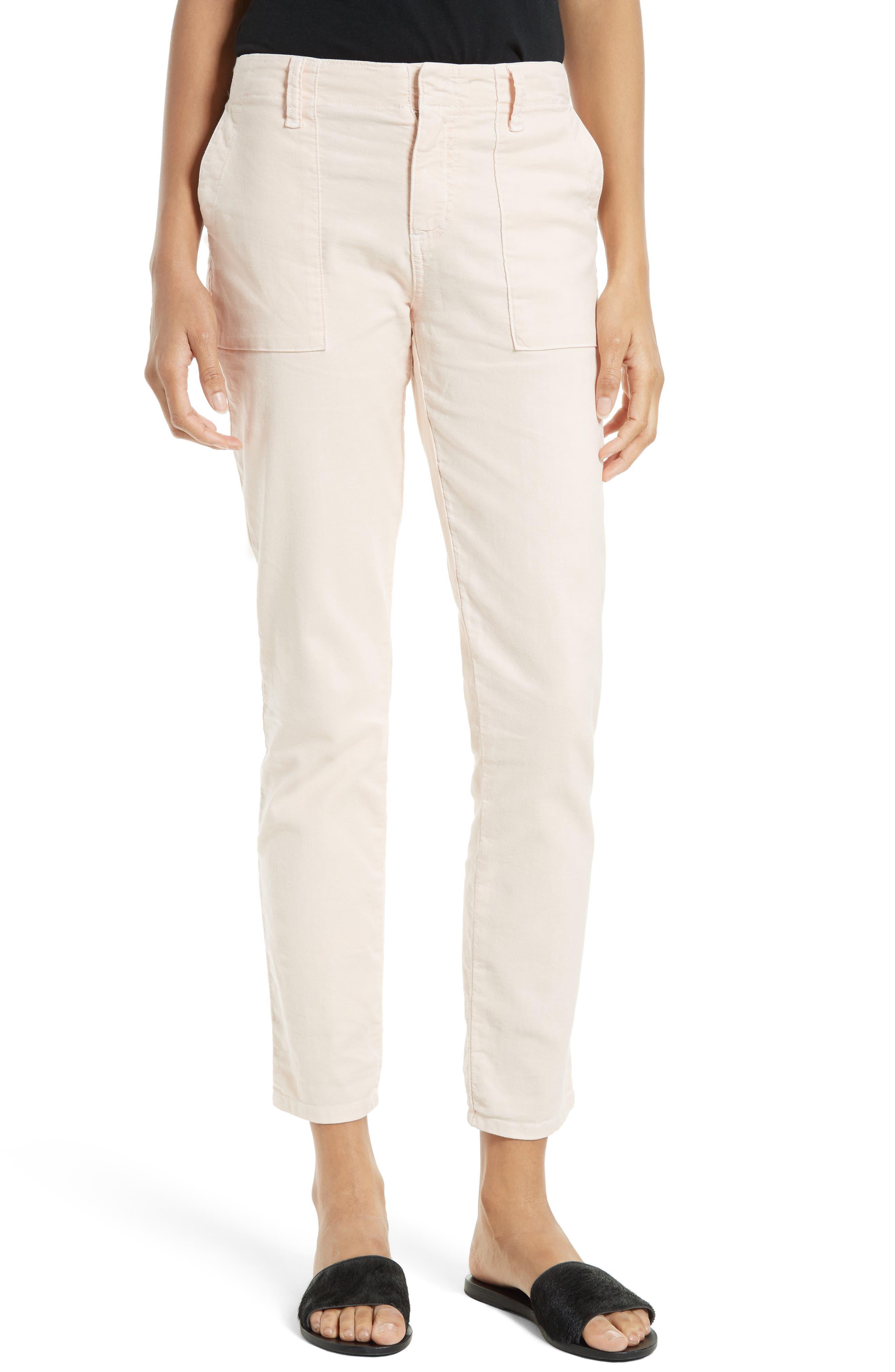 Painter Cotton & Linen Pants,                             Main thumbnail 5, color,
