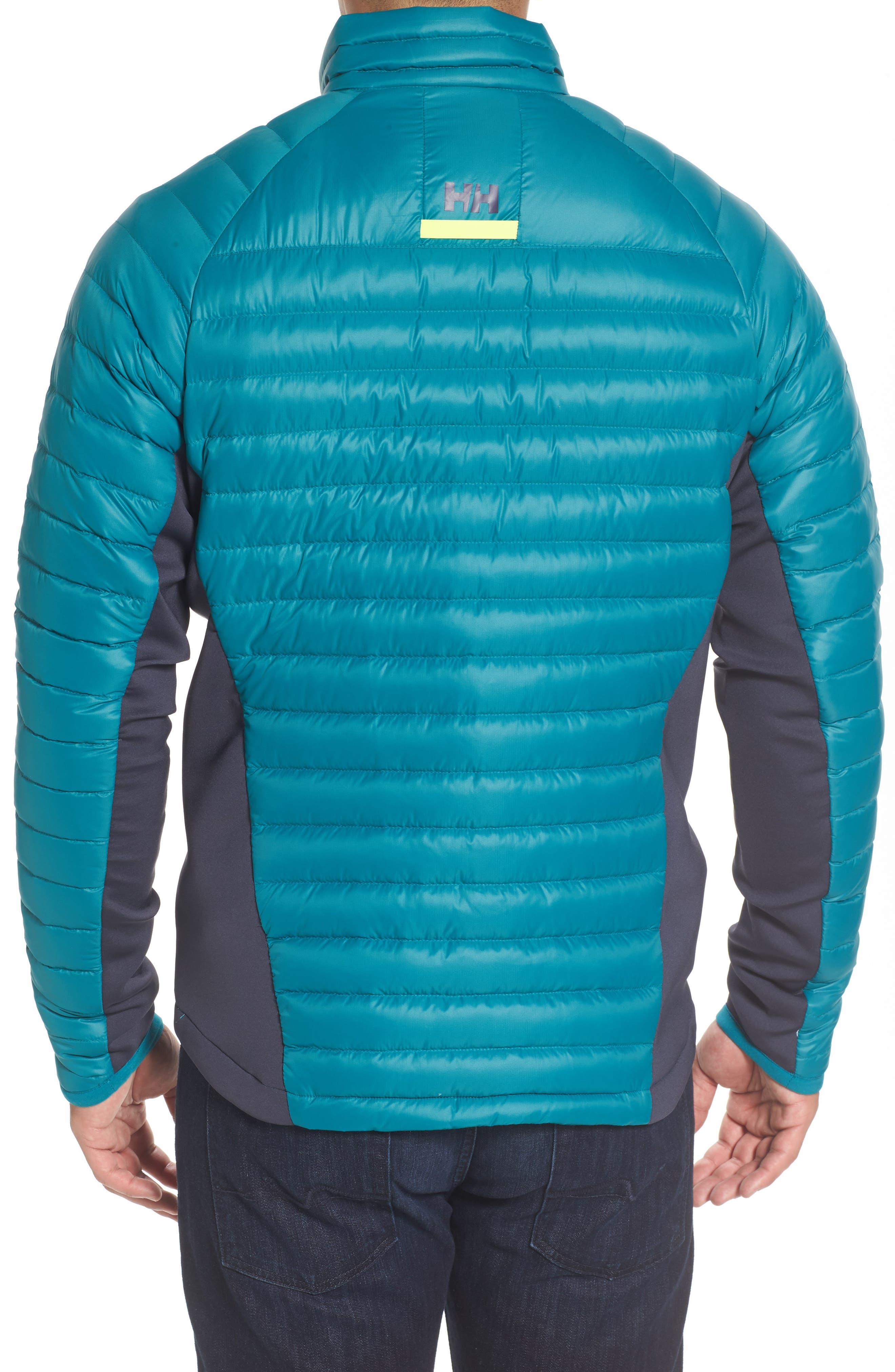 Verglas Insulator Hybrid Jacket,                             Alternate thumbnail 5, color,