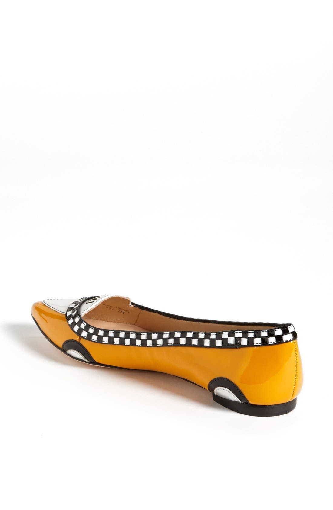 'go' flat,                             Alternate thumbnail 2, color,                             TAXI YELLOW PATENT