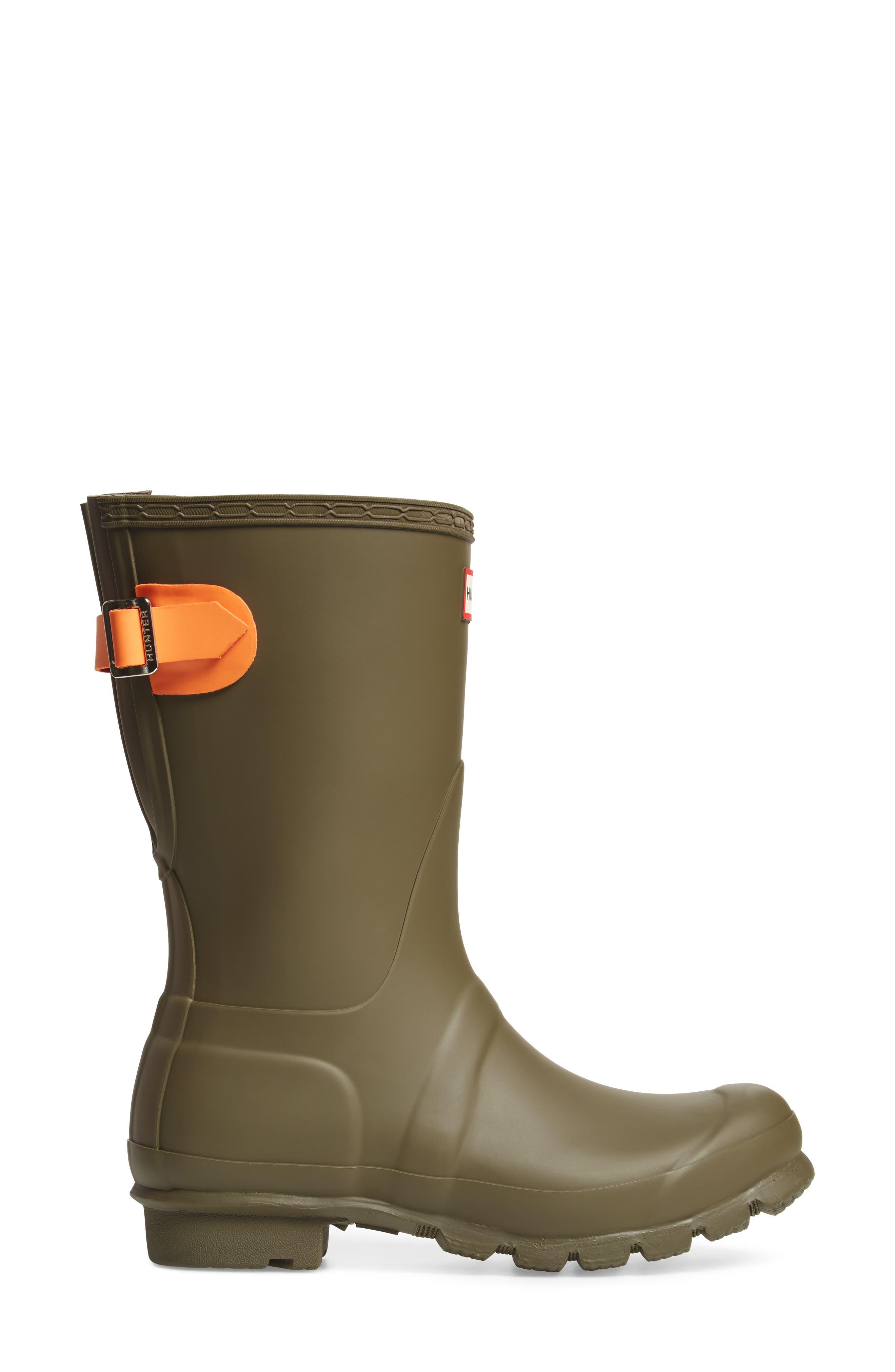 Original Short Back Adjustable Rain Boot,                             Alternate thumbnail 31, color,