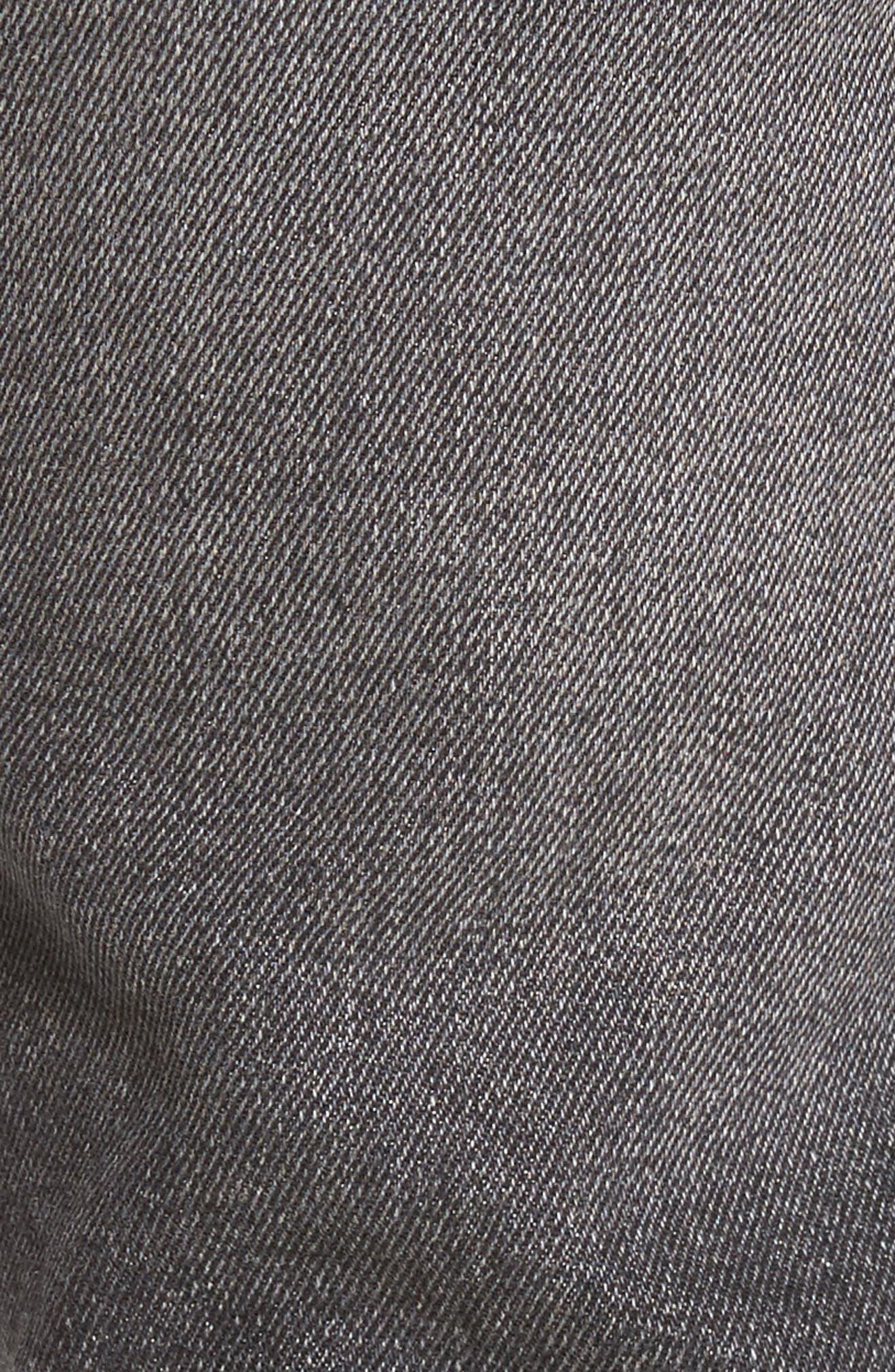 Skinny Jeans,                             Alternate thumbnail 5, color,                             001