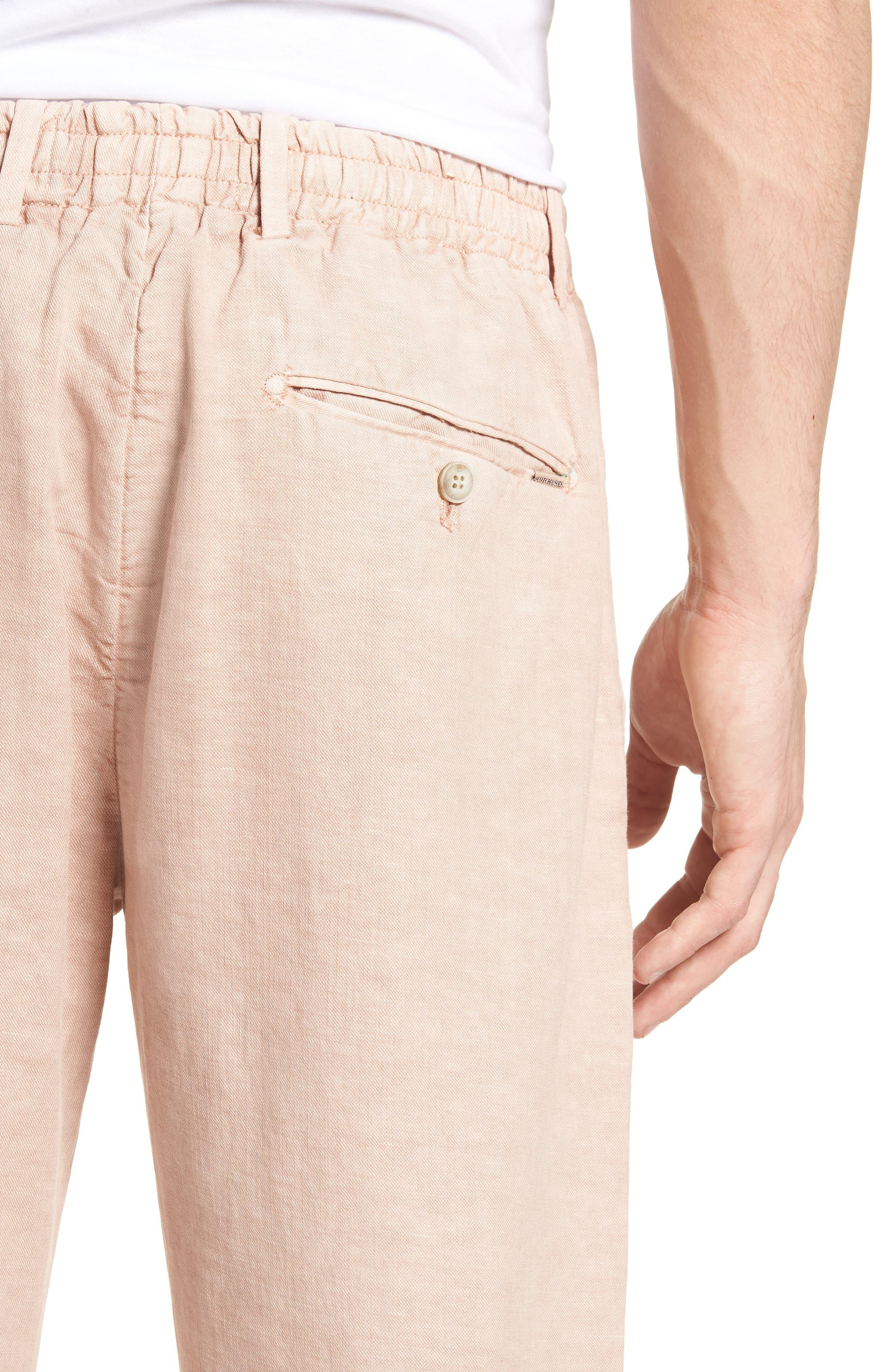 Linen Beach Pants,                             Alternate thumbnail 12, color,