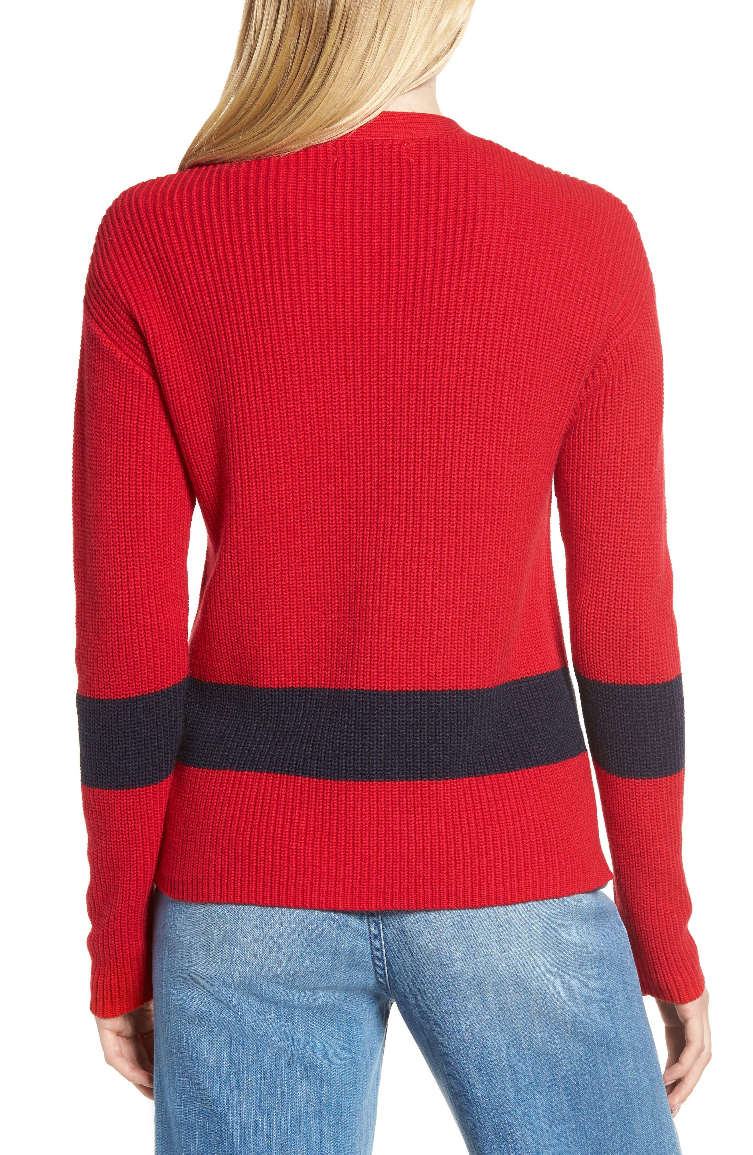 Shaker Knit Cardigan,                             Alternate thumbnail 12, color,