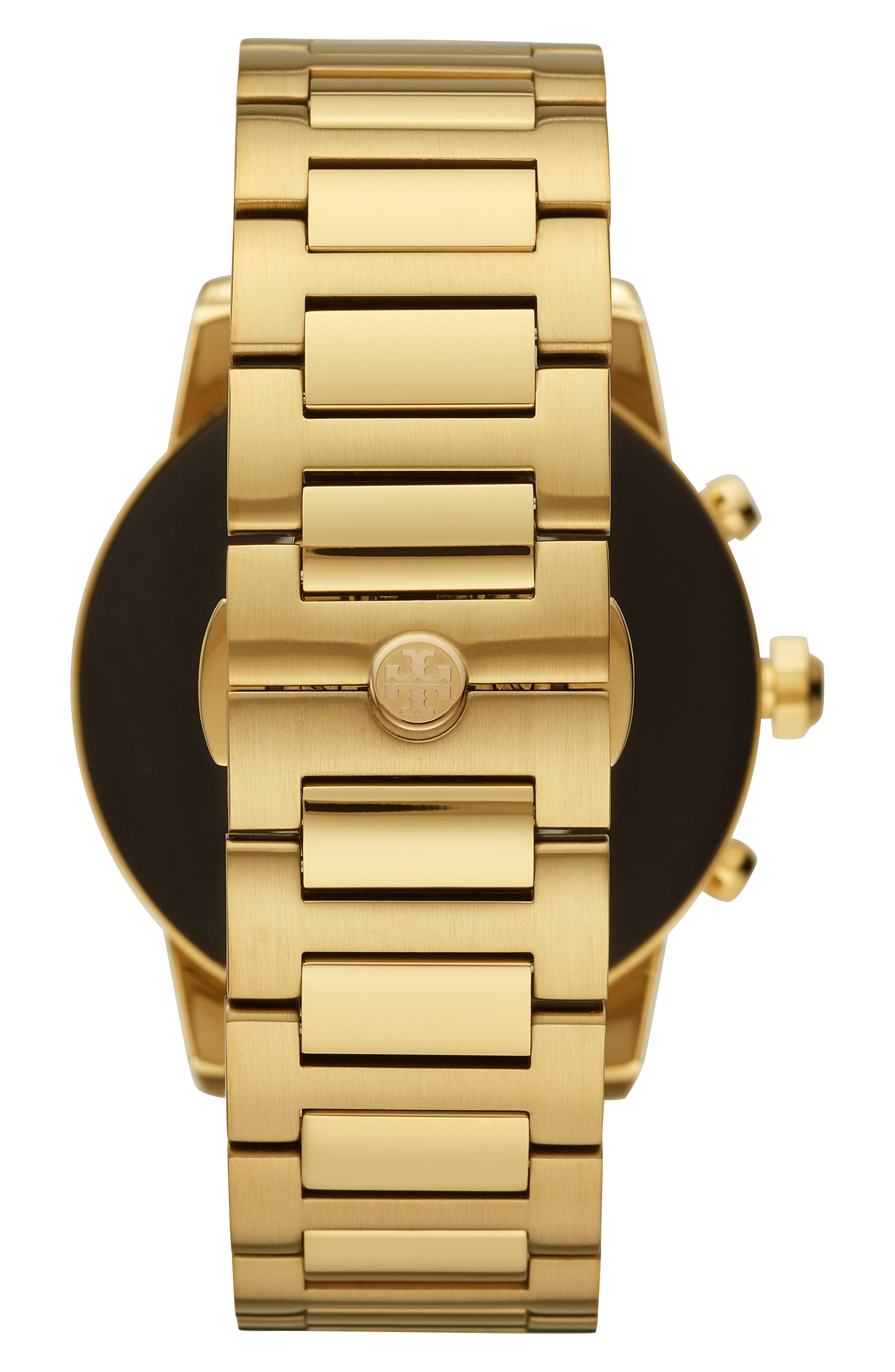 ToryTrack Gigi Touchscreen Smart Watch, 40mm,                             Alternate thumbnail 2, color,                             GOLD