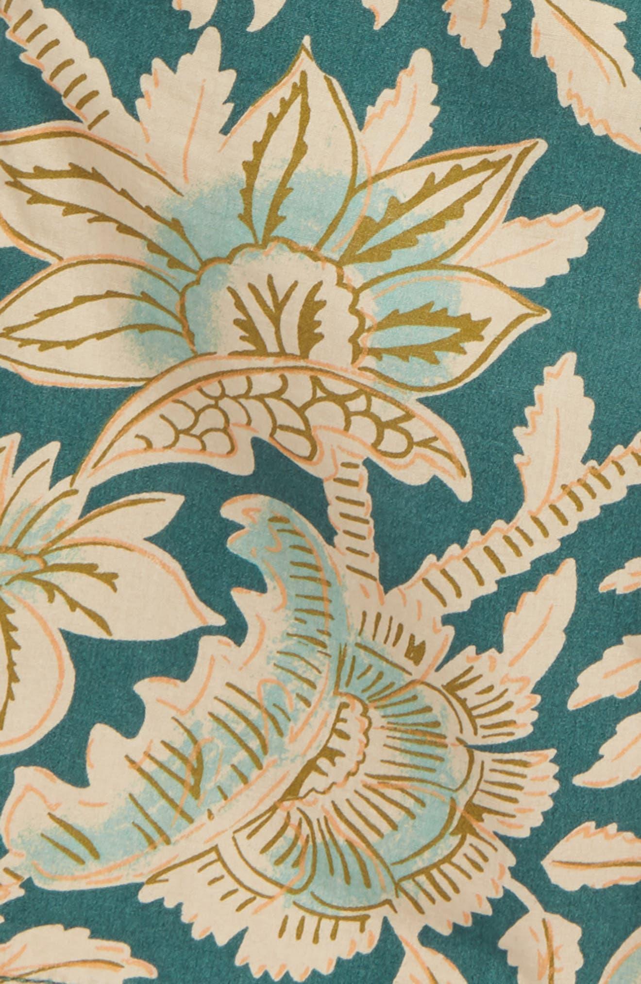 Print Chino Shorts,                             Alternate thumbnail 2, color,                             300