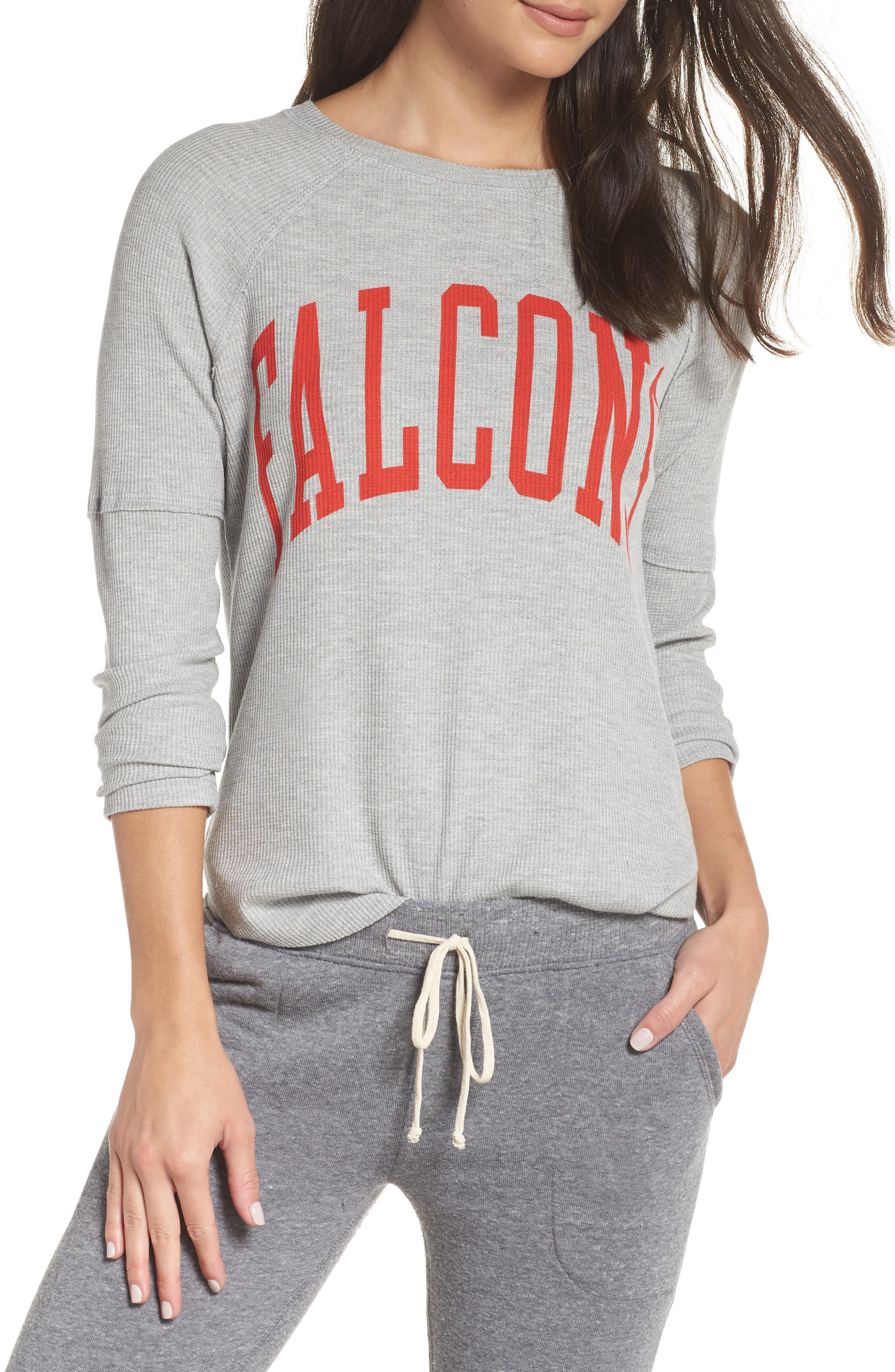 NFL Thermal Tee,                         Main,                         color, FALCONS
