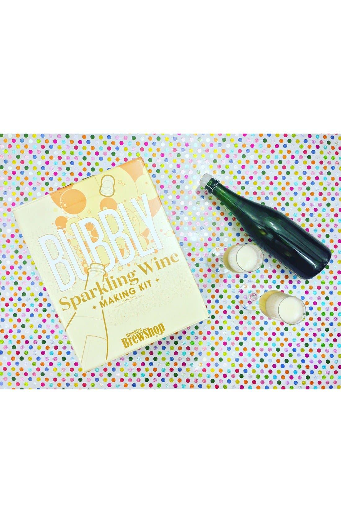Bubbly Sparkling Wine Making Kit,                             Alternate thumbnail 2, color,                             700