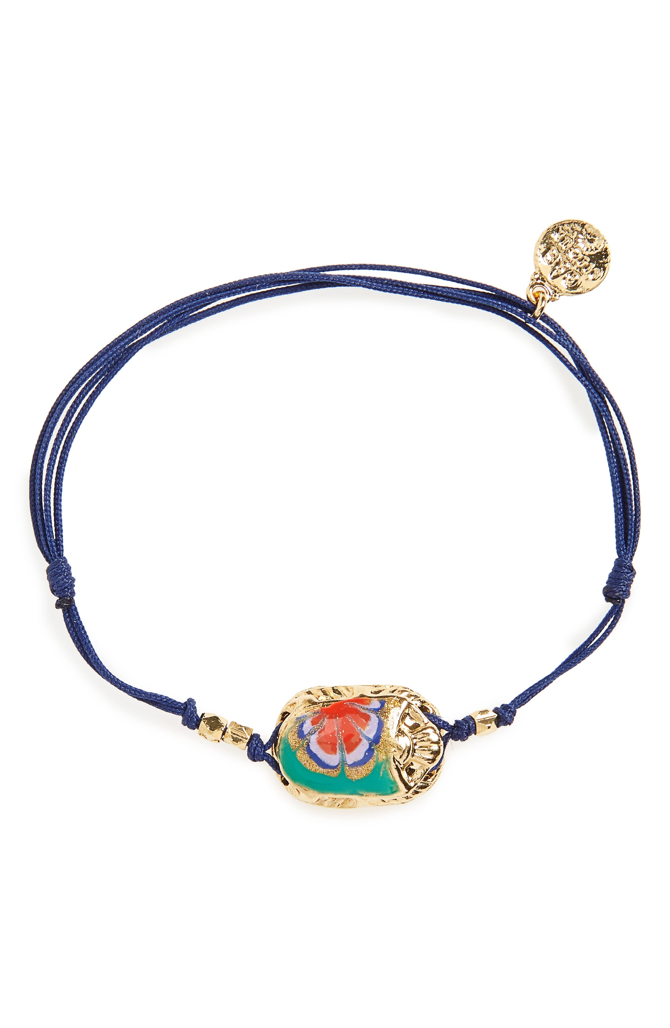 'Scaramouche' String Bracelet,                             Main thumbnail 6, color,