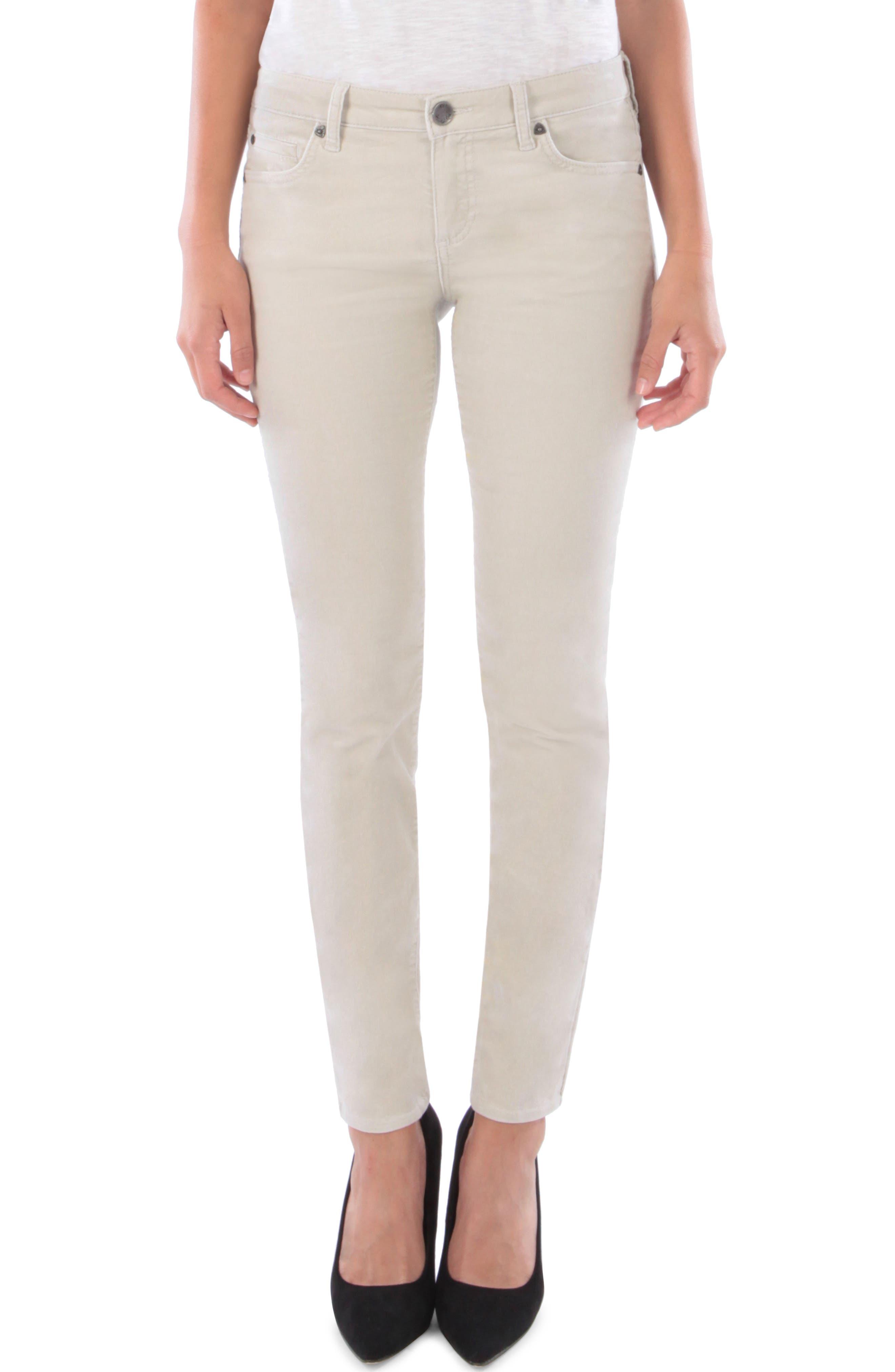'Diana' Stretch Corduroy Skinny Pants,                             Main thumbnail 9, color,