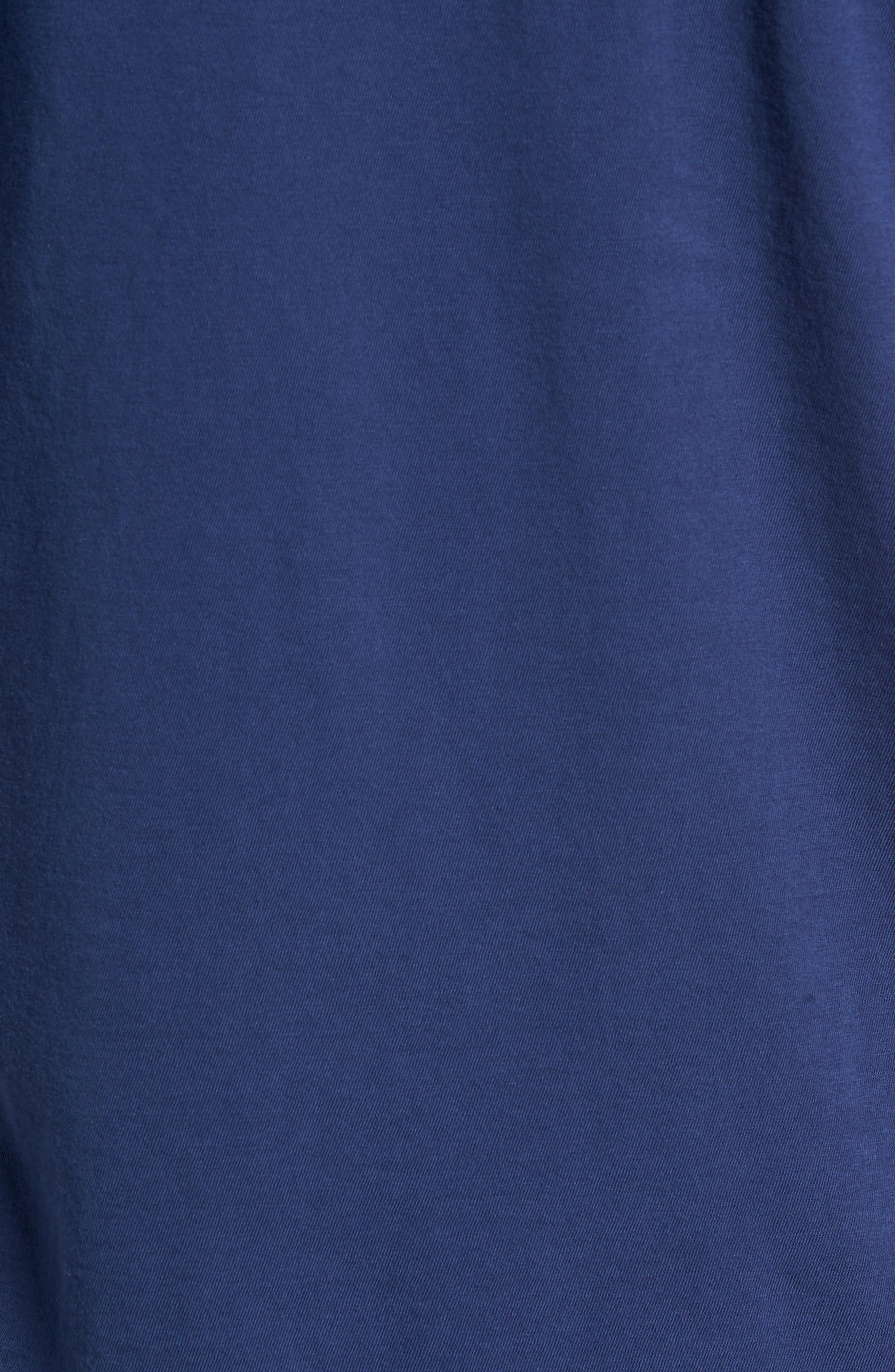 Crewneck Jersey T-Shirt,                             Alternate thumbnail 434, color,