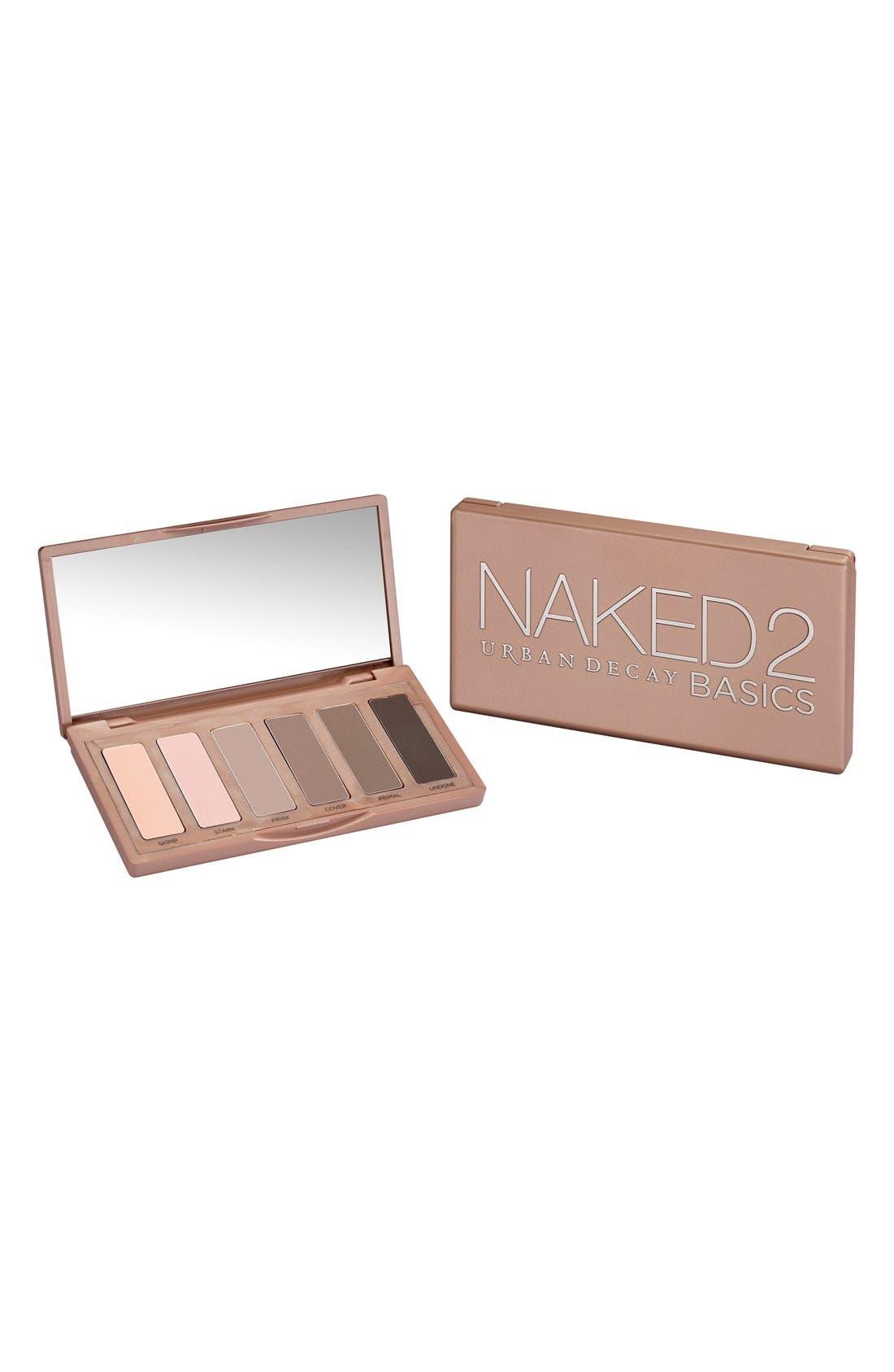 Naked2 Basics Palette,                             Alternate thumbnail 4, color,                             200