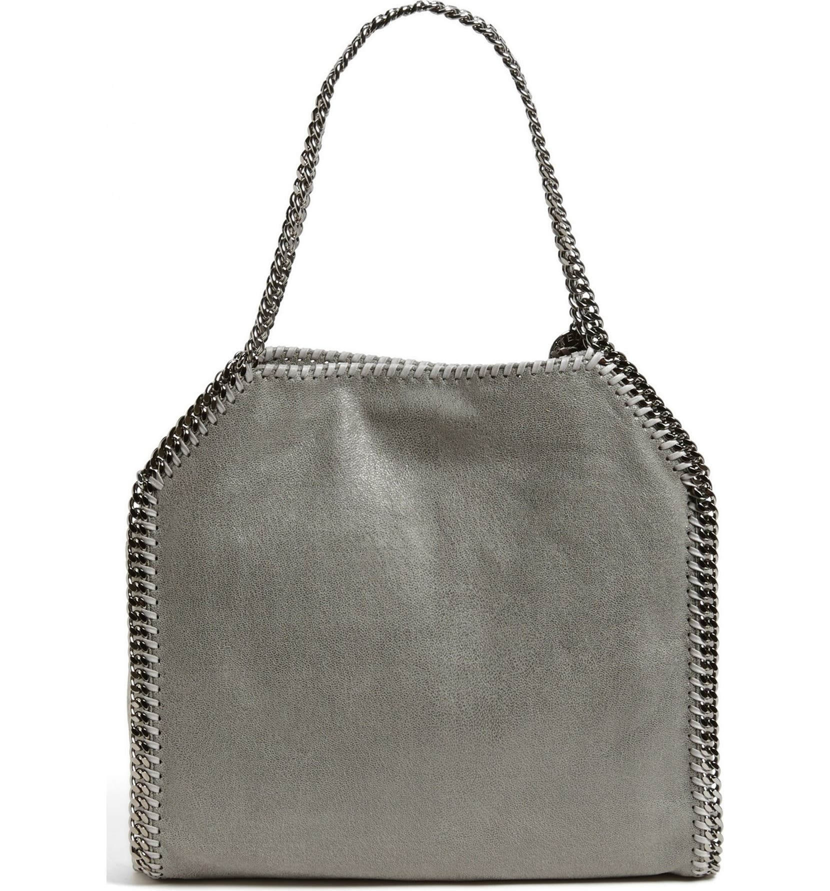 a7df7c1240 Stella McCartney  Small Falabella - Shaggy Deer  Faux Leather Tote ...