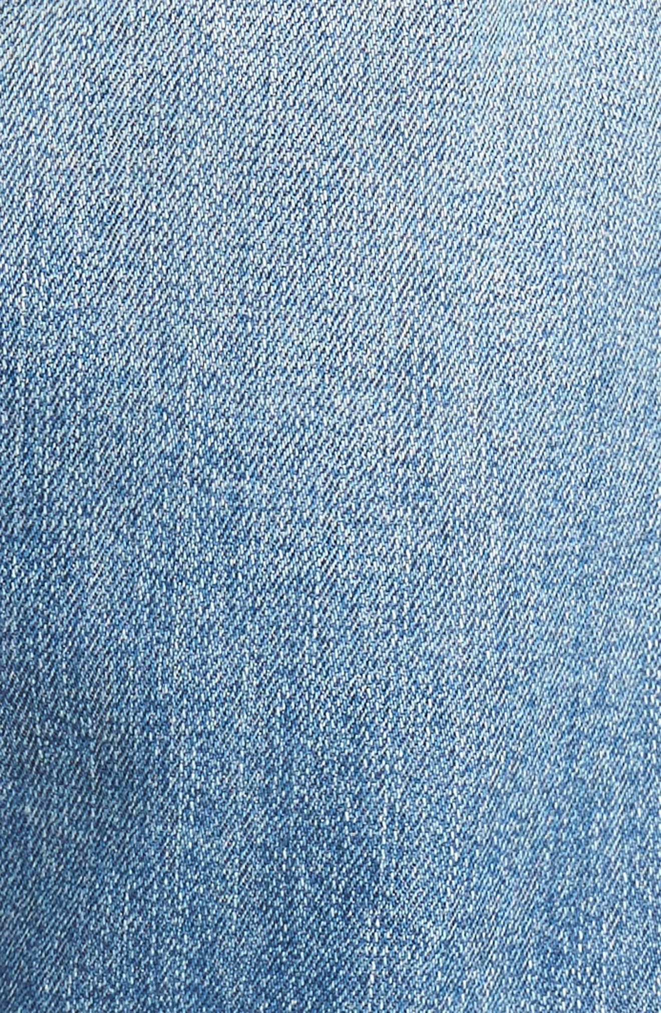 Fit 2 Slim Fit Jeans,                             Alternate thumbnail 5, color,                             423