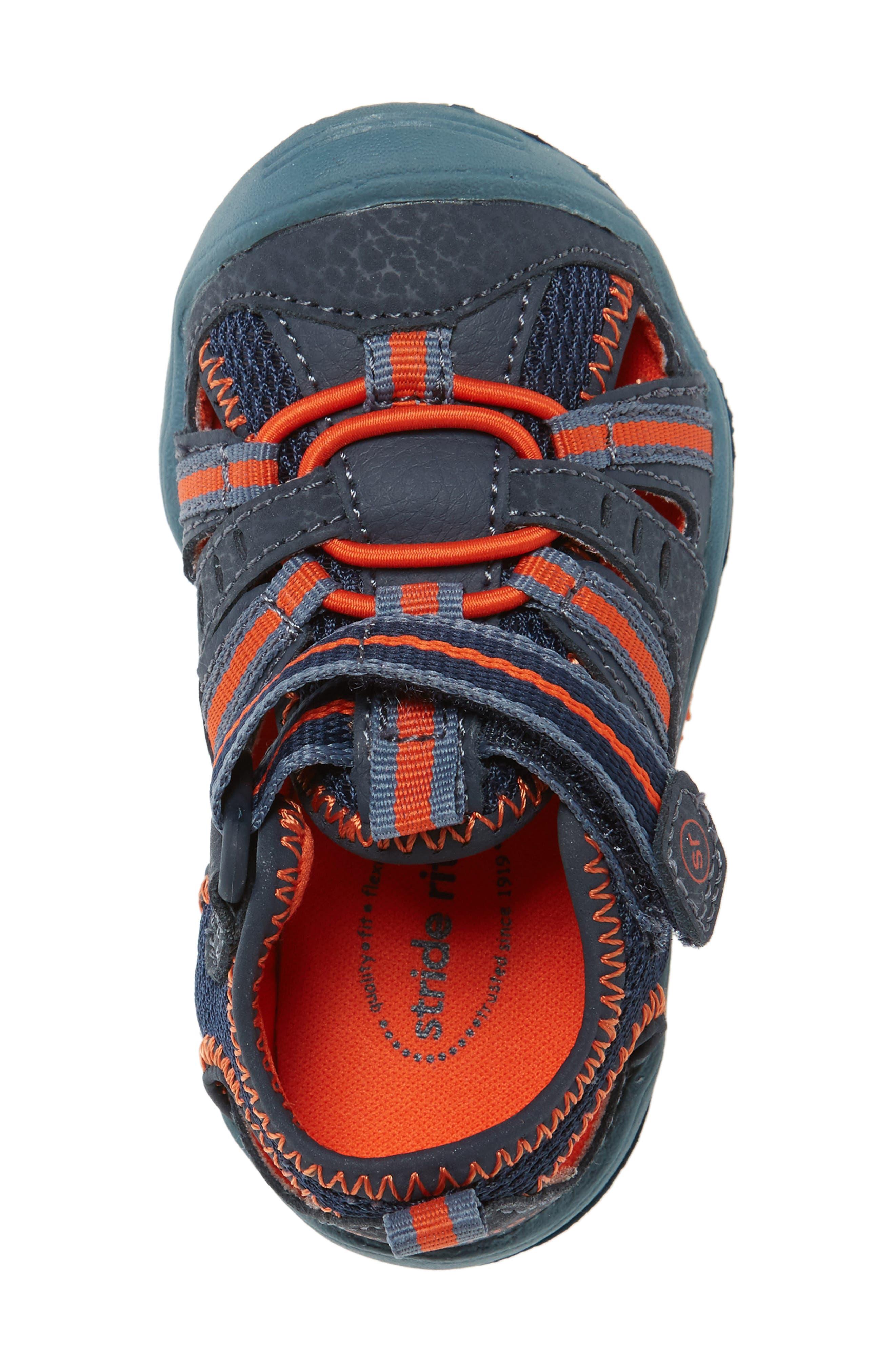 Baby Riff Sport Sandal,                             Alternate thumbnail 3, color,                             499