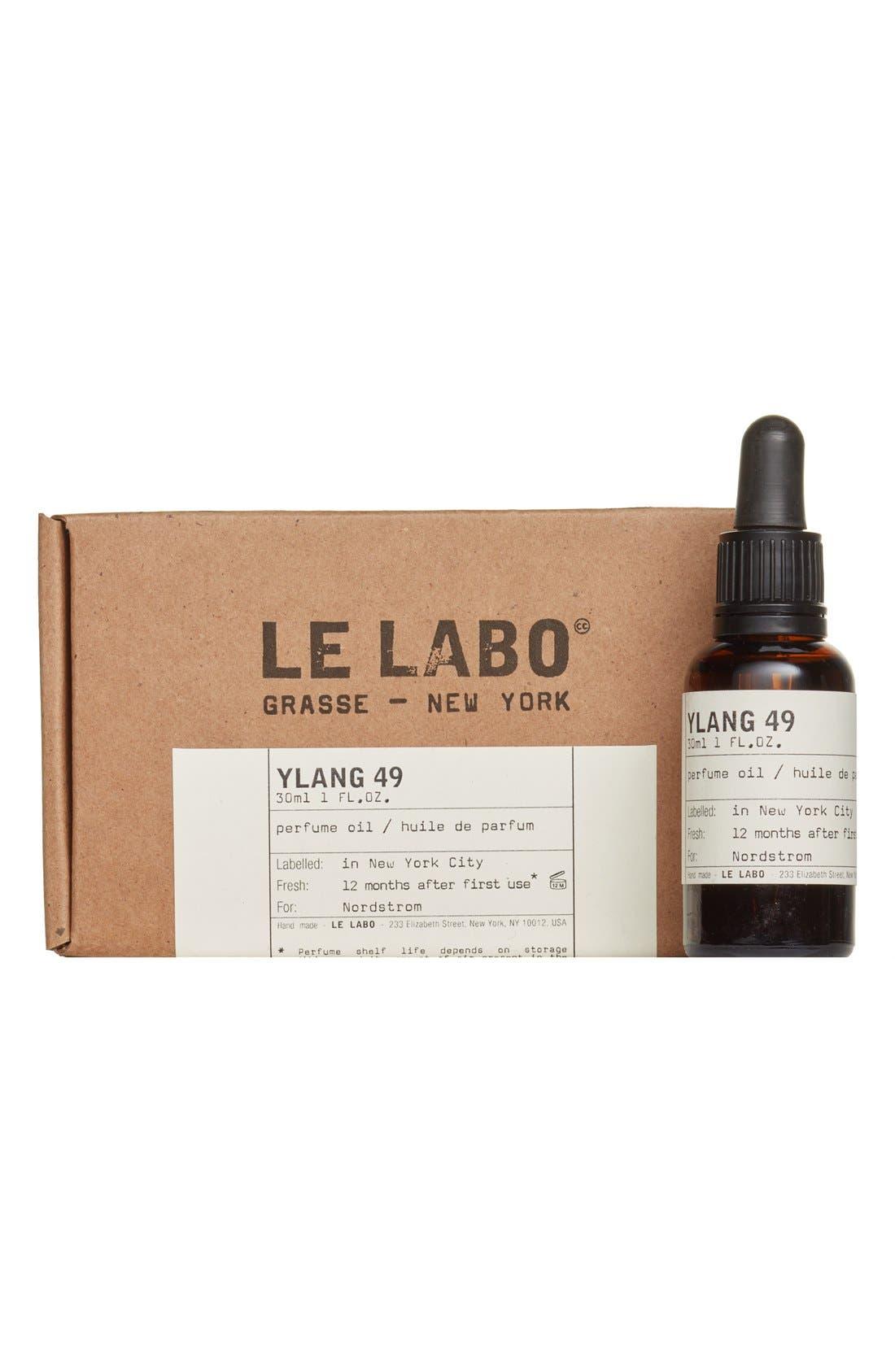 'Ylang 49' Perfume Oil,                             Alternate thumbnail 4, color,                             NO COLOR