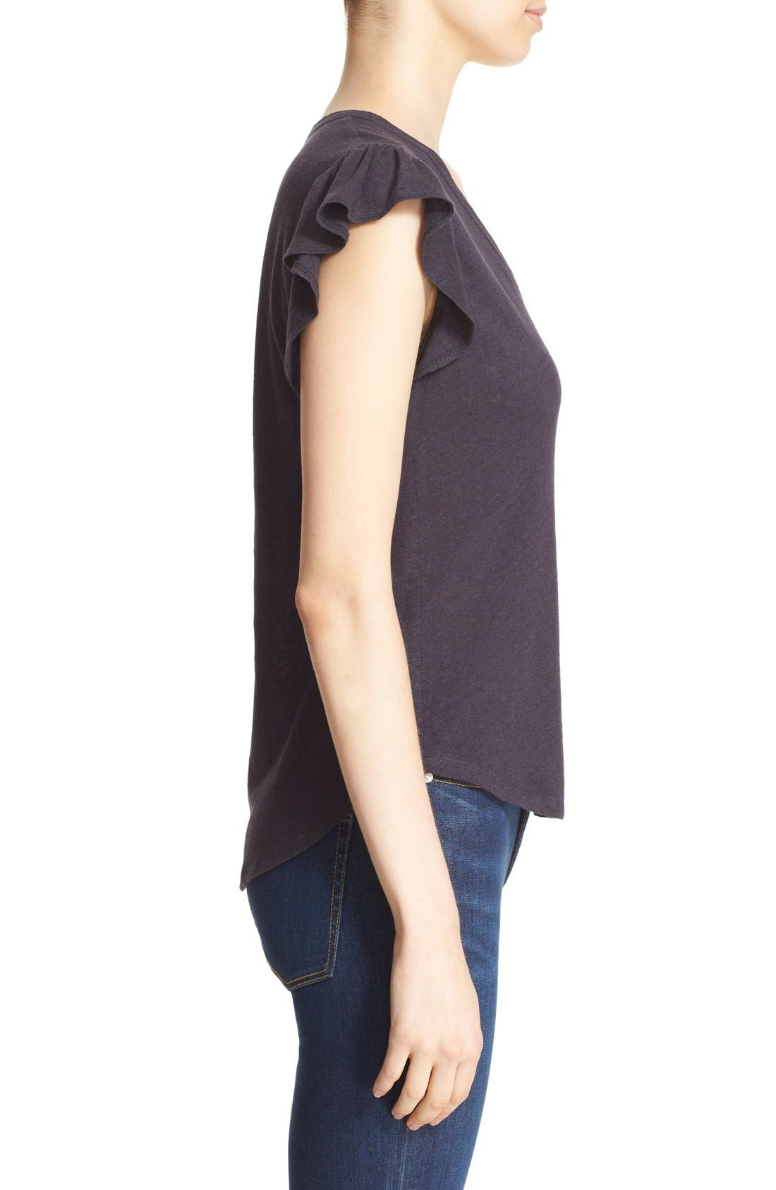 Washed Texture Jersey Tee,                             Alternate thumbnail 27, color,