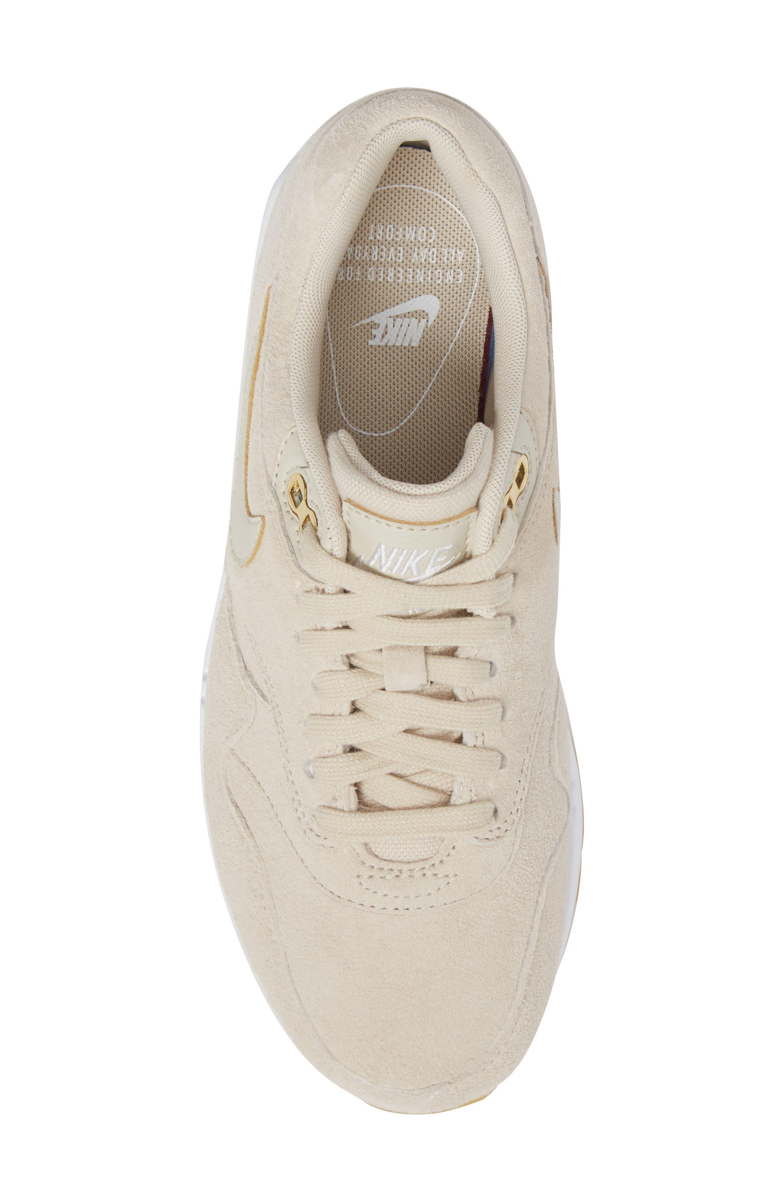 Air Max 1 SD Sneaker,                             Alternate thumbnail 5, color,                             250