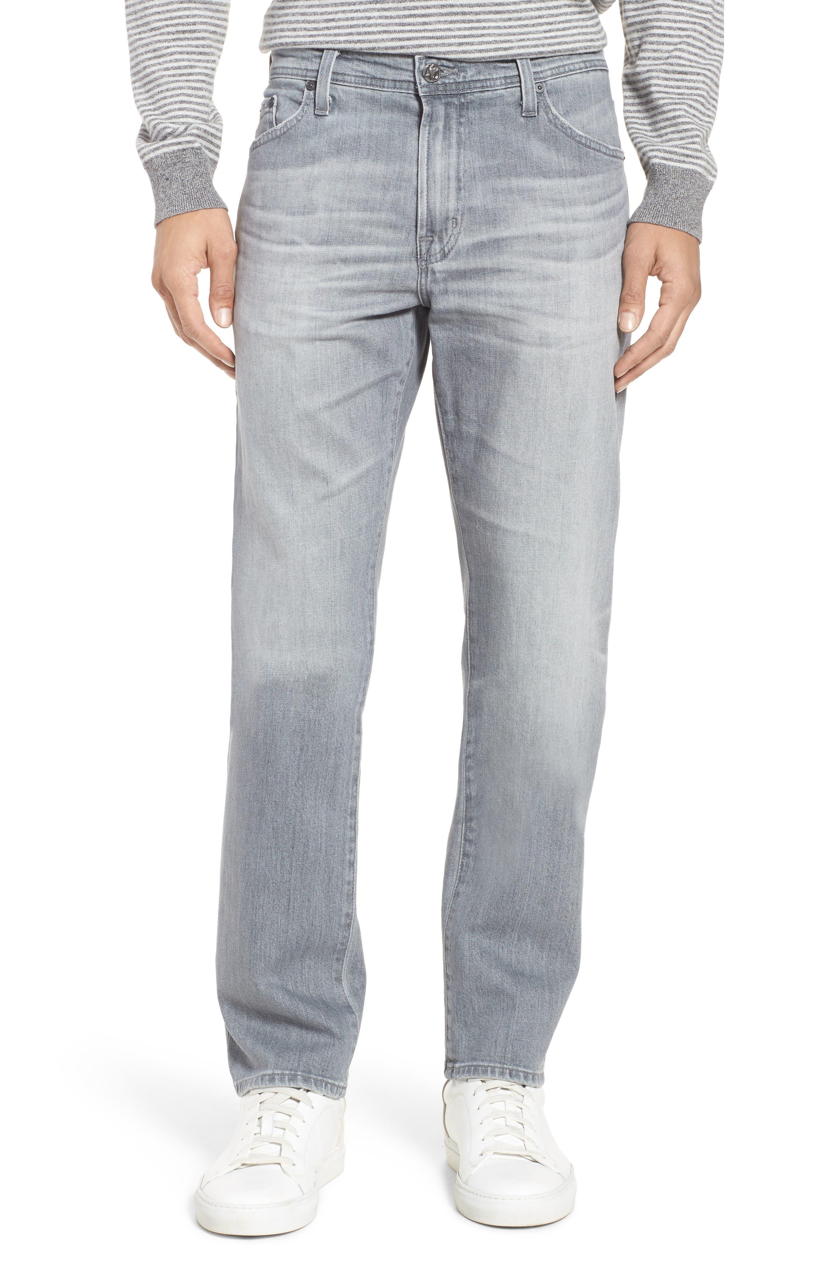 Everett Slim Straight Fit Jeans,                             Main thumbnail 1, color,