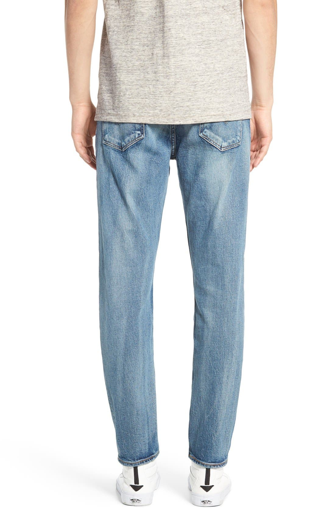 LEVI'S<SUP>®</SUP>,                             '501<sup>®</sup> CT' Custom Tapered Fit Jeans,                             Alternate thumbnail 2, color,                             405