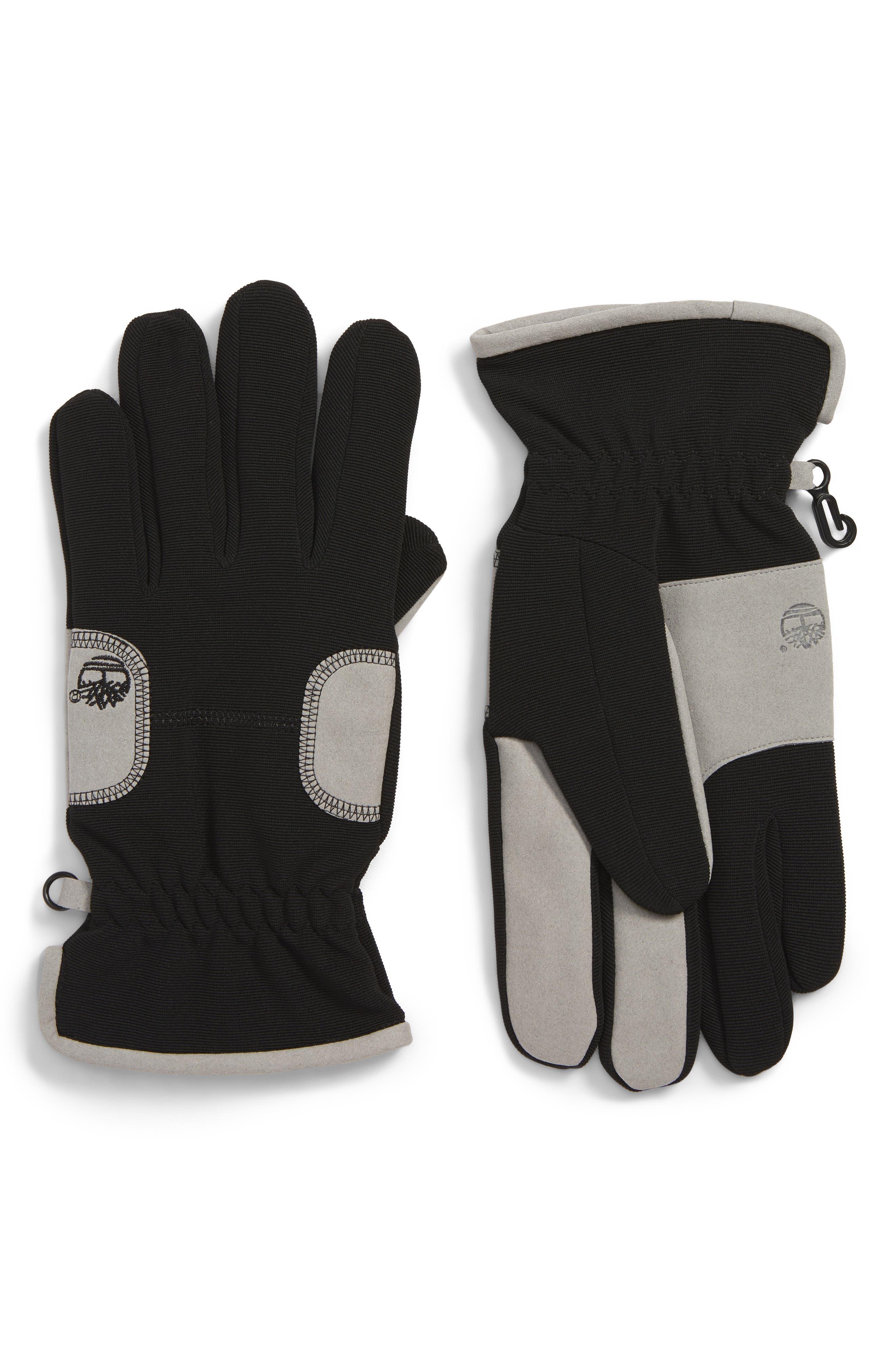 Timberland Urban Cowboy Gloves, Black