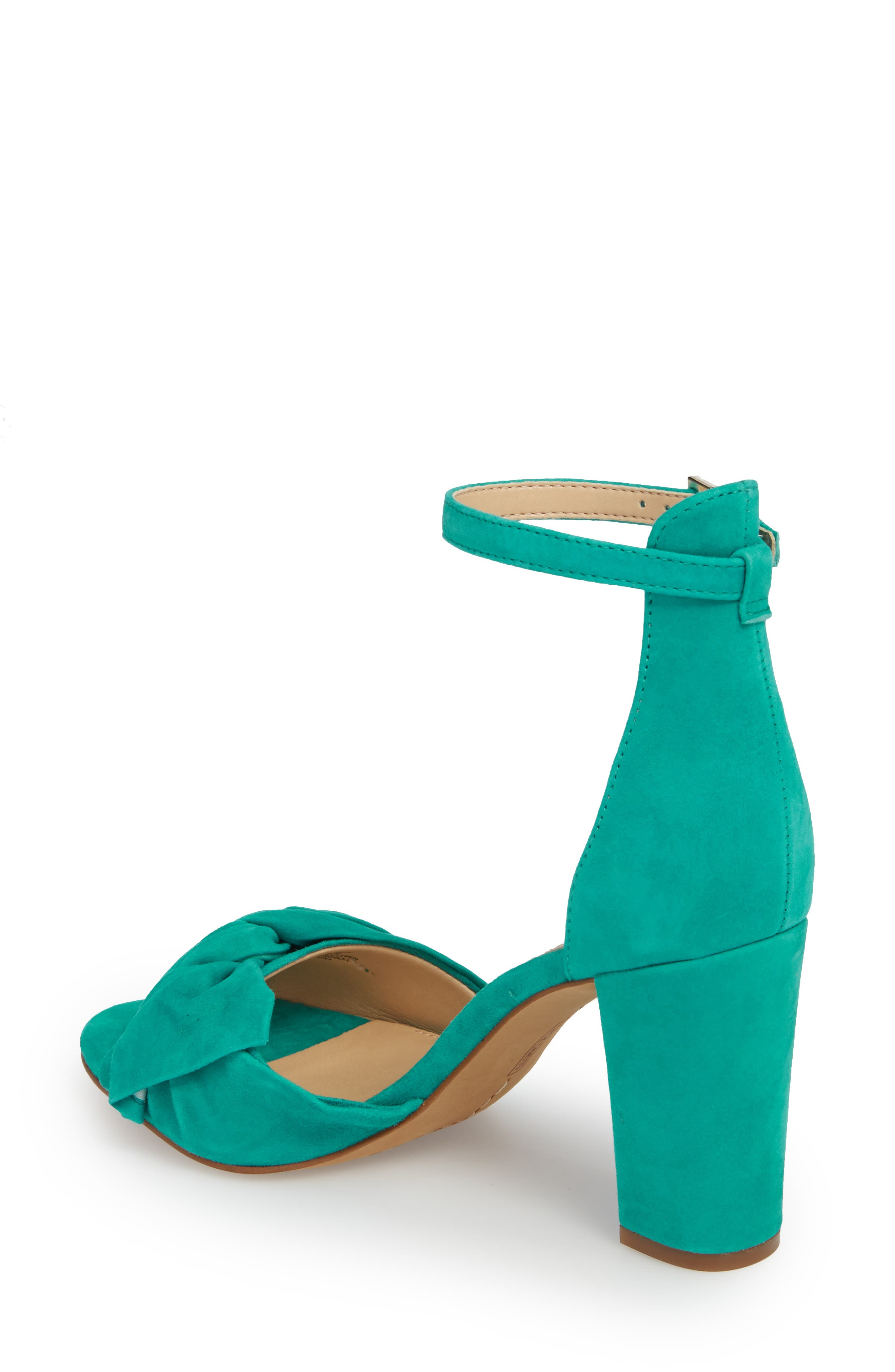Carrelen Block Heel Sandal,                             Alternate thumbnail 7, color,