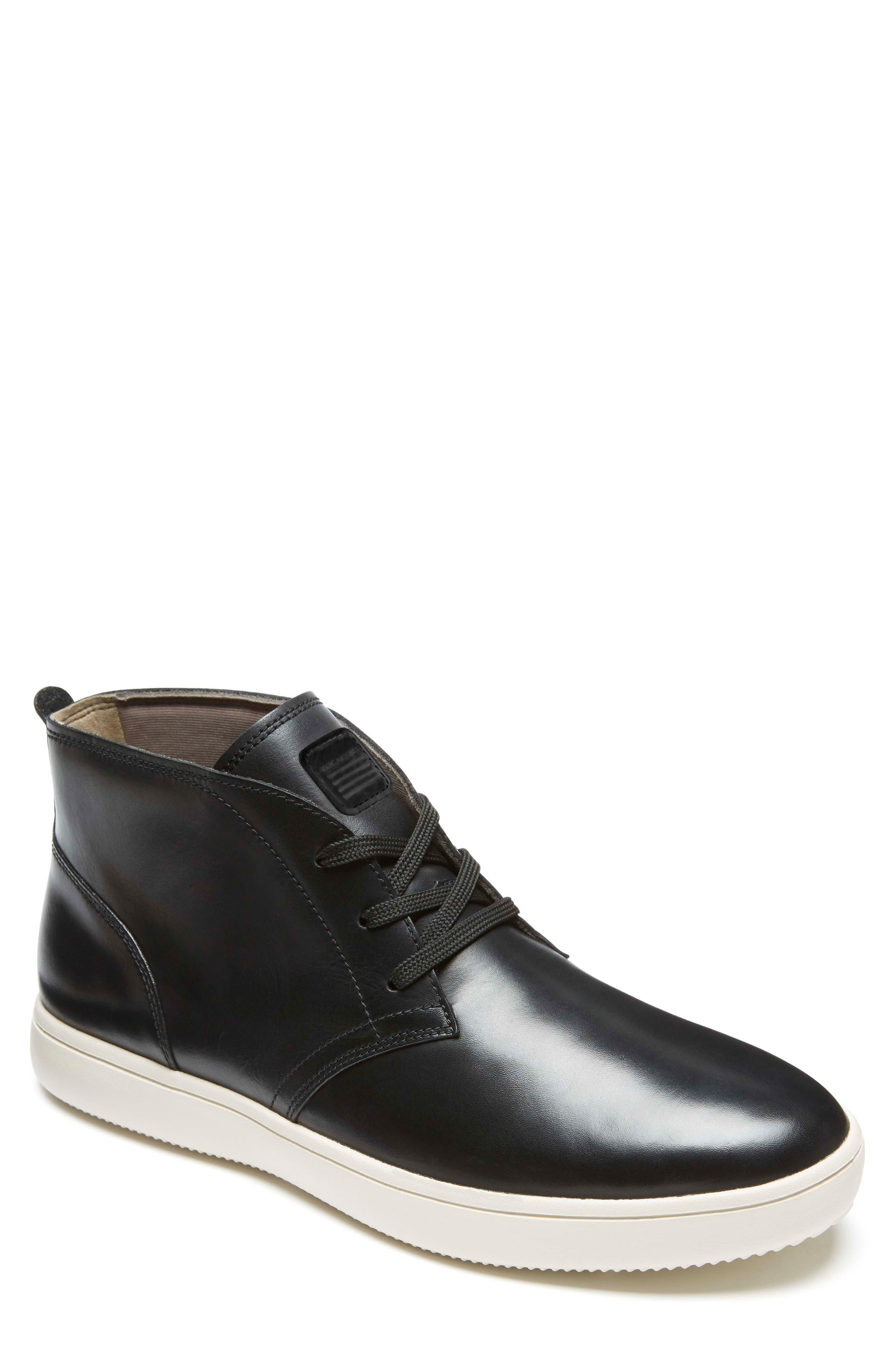 Rockport Colle Chukka Boot, Black