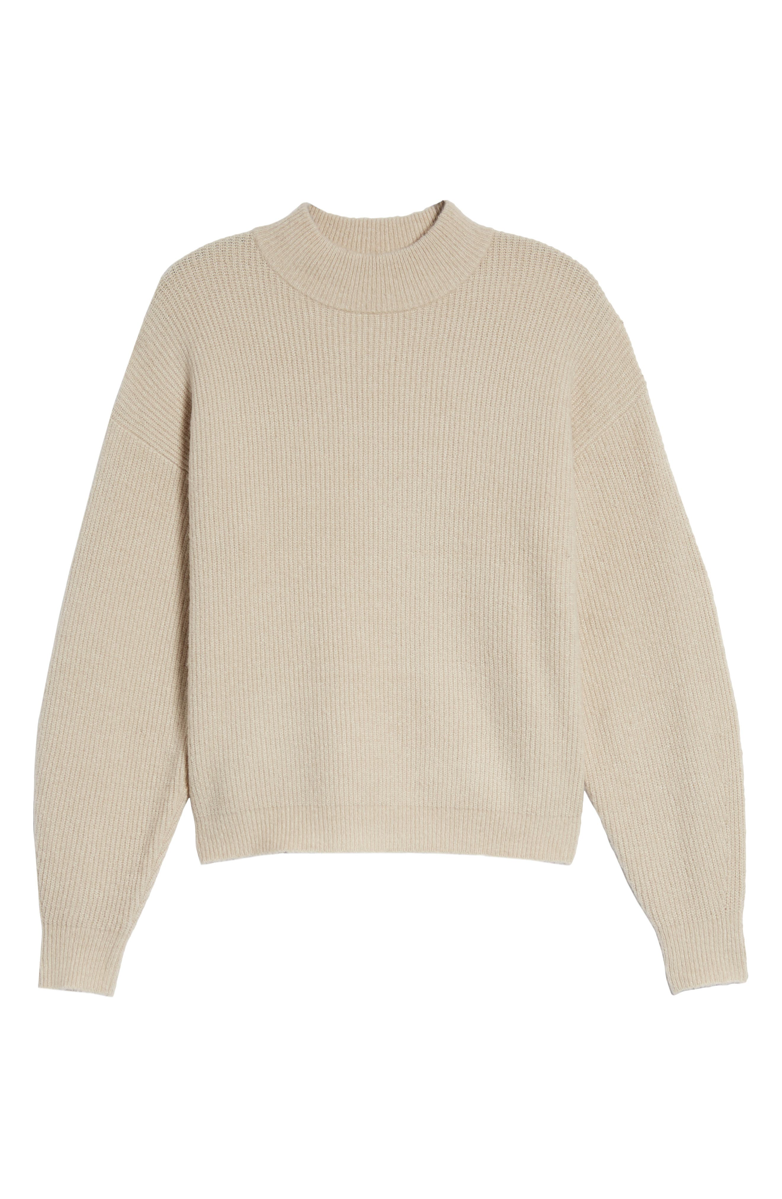 Cozy Ribbed Pullover,                             Alternate thumbnail 46, color,